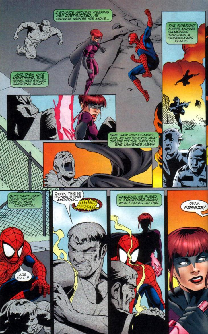 Read online Spider-Man/Gen13 comic -  Issue # Full - 43
