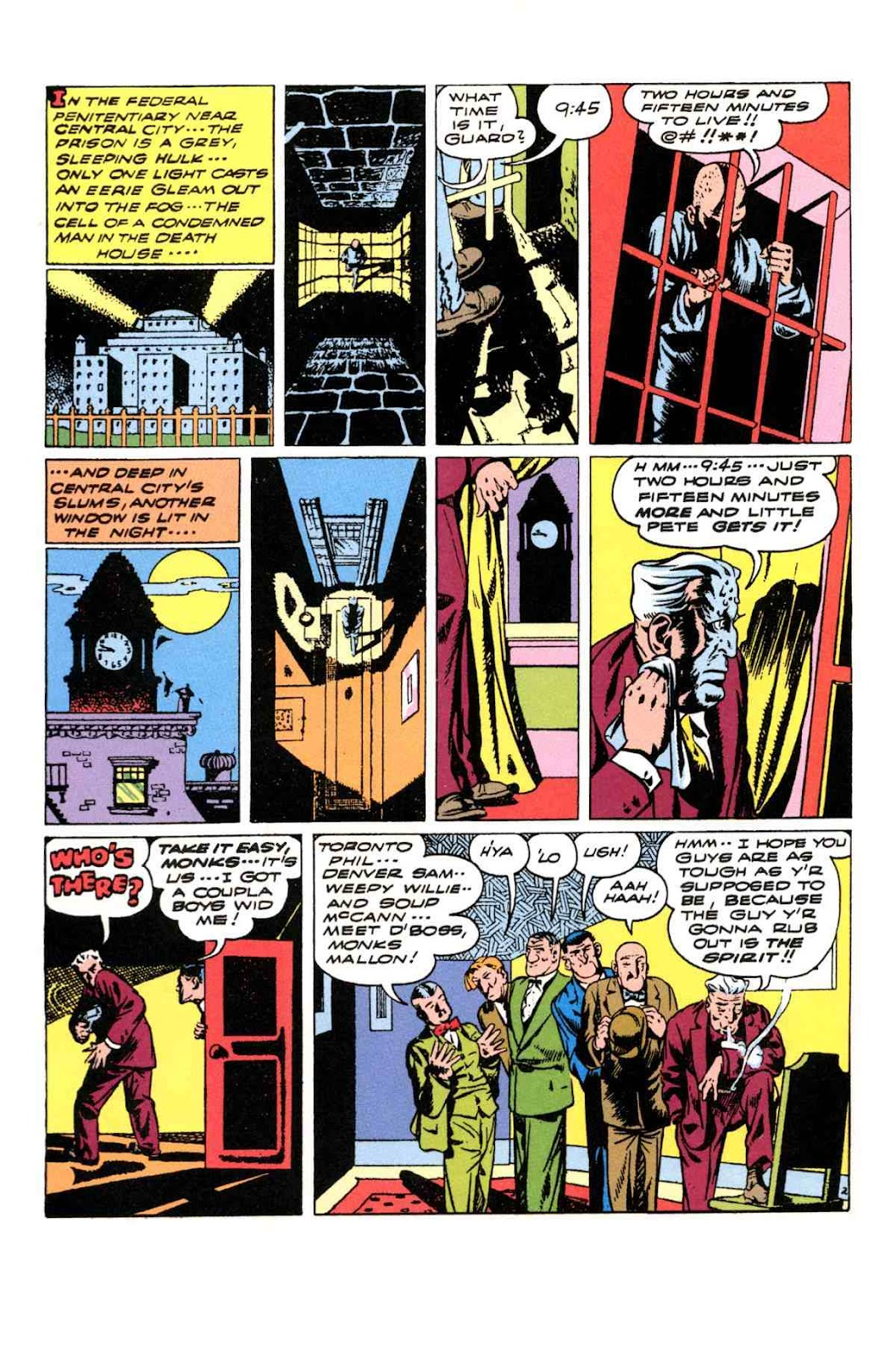 Read online Will Eisner's The Spirit Archives comic -  Issue # TPB 3 (Part 2) - 39