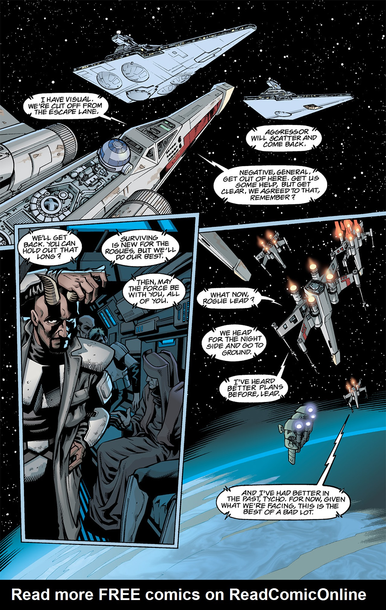 Read online Star Wars Omnibus comic -  Issue # Vol. 3 - 310