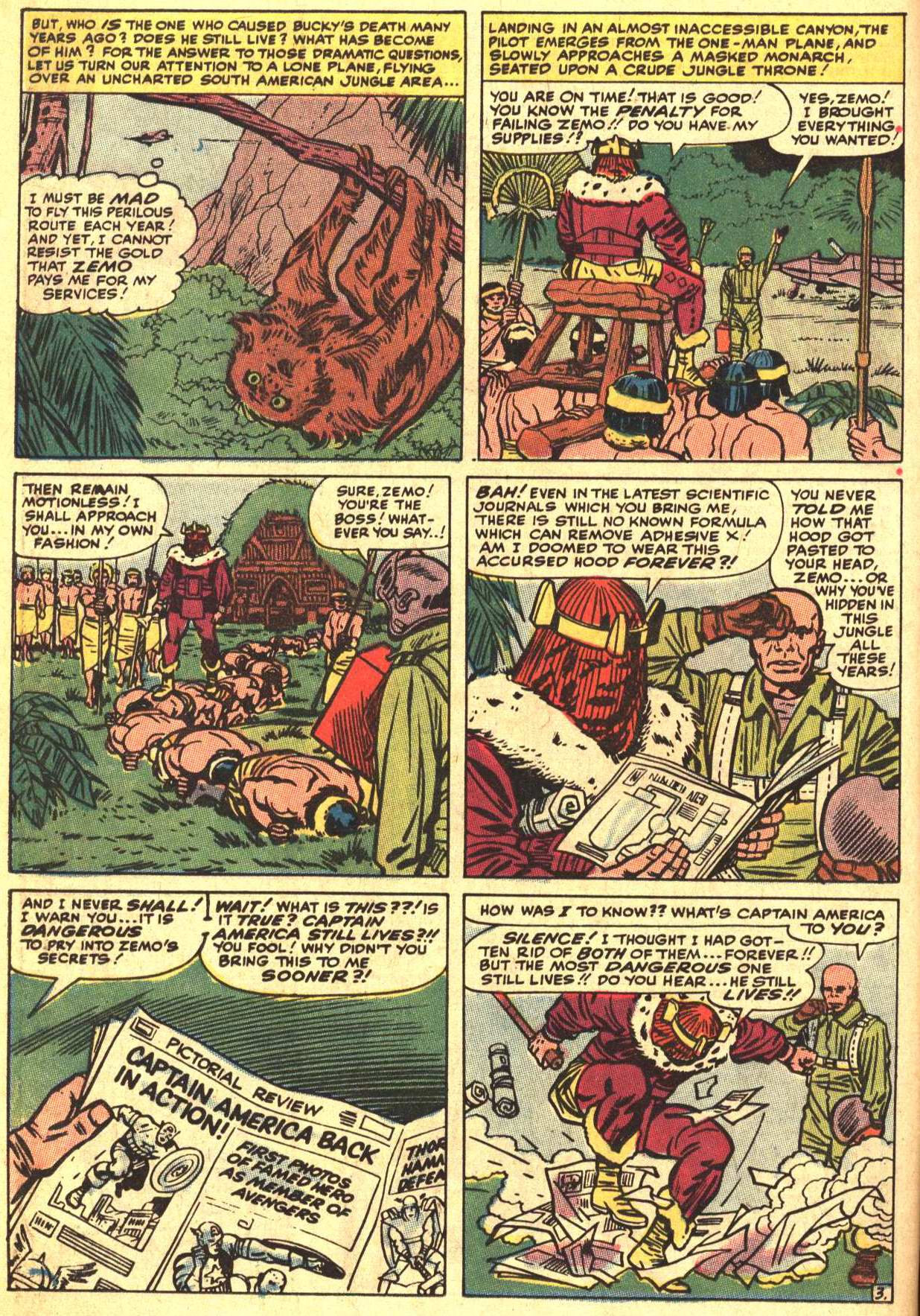 The Avengers (1963) 6 Page 3