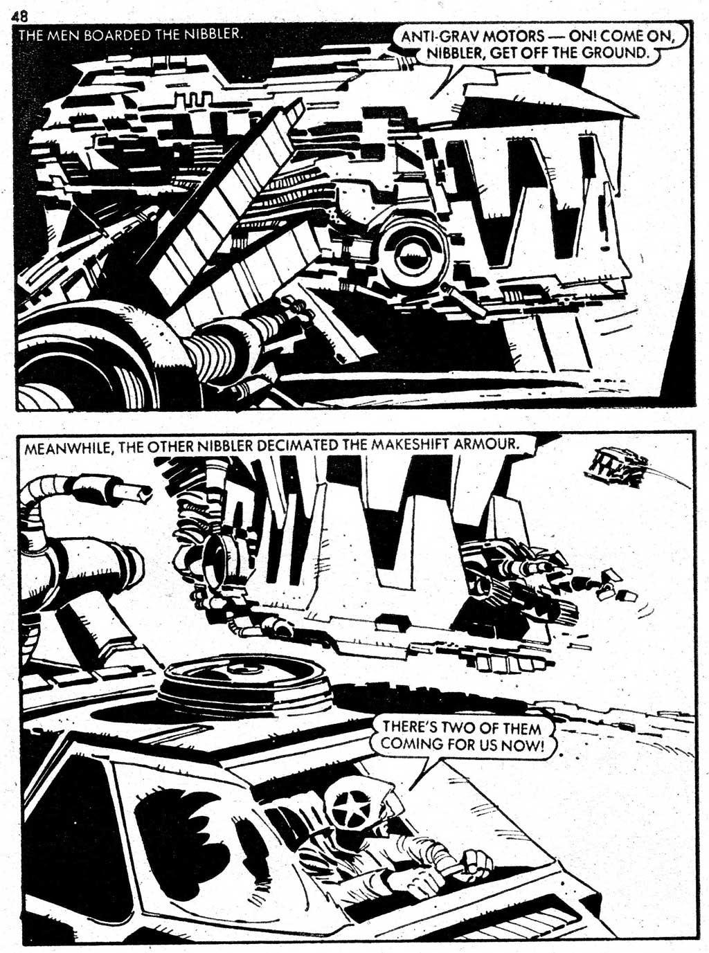 Starblazer issue 71 - Page 48