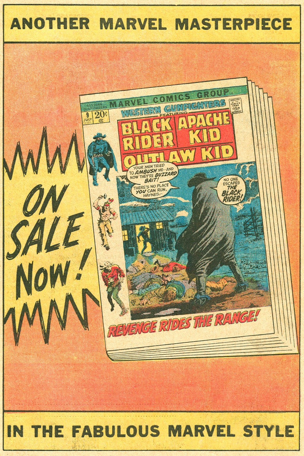 The Rawhide Kid (1955) issue 100 - Page 33