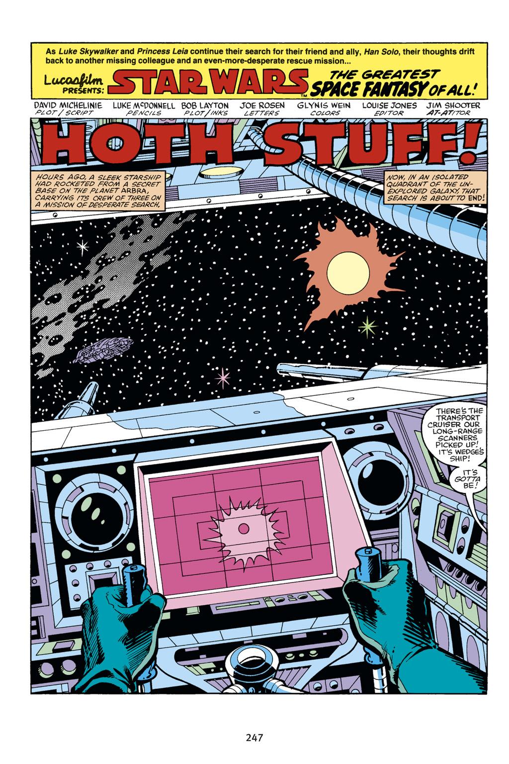 Read online Star Wars Omnibus comic -  Issue # Vol. 18 - 232