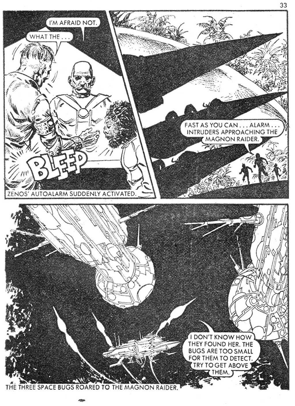 Starblazer issue 16 - Page 33