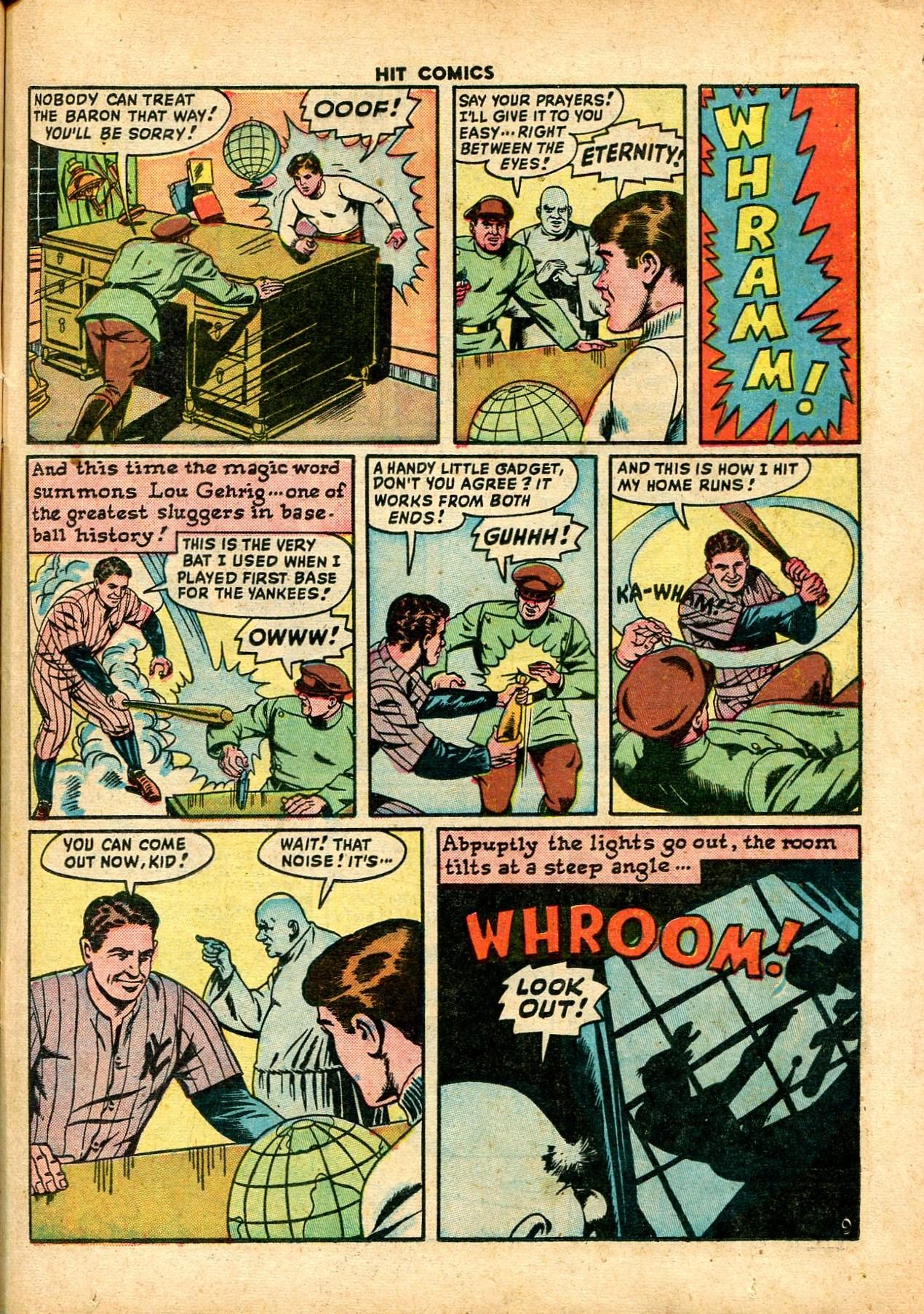 Read online Hit Comics comic -  Issue #59 - 11