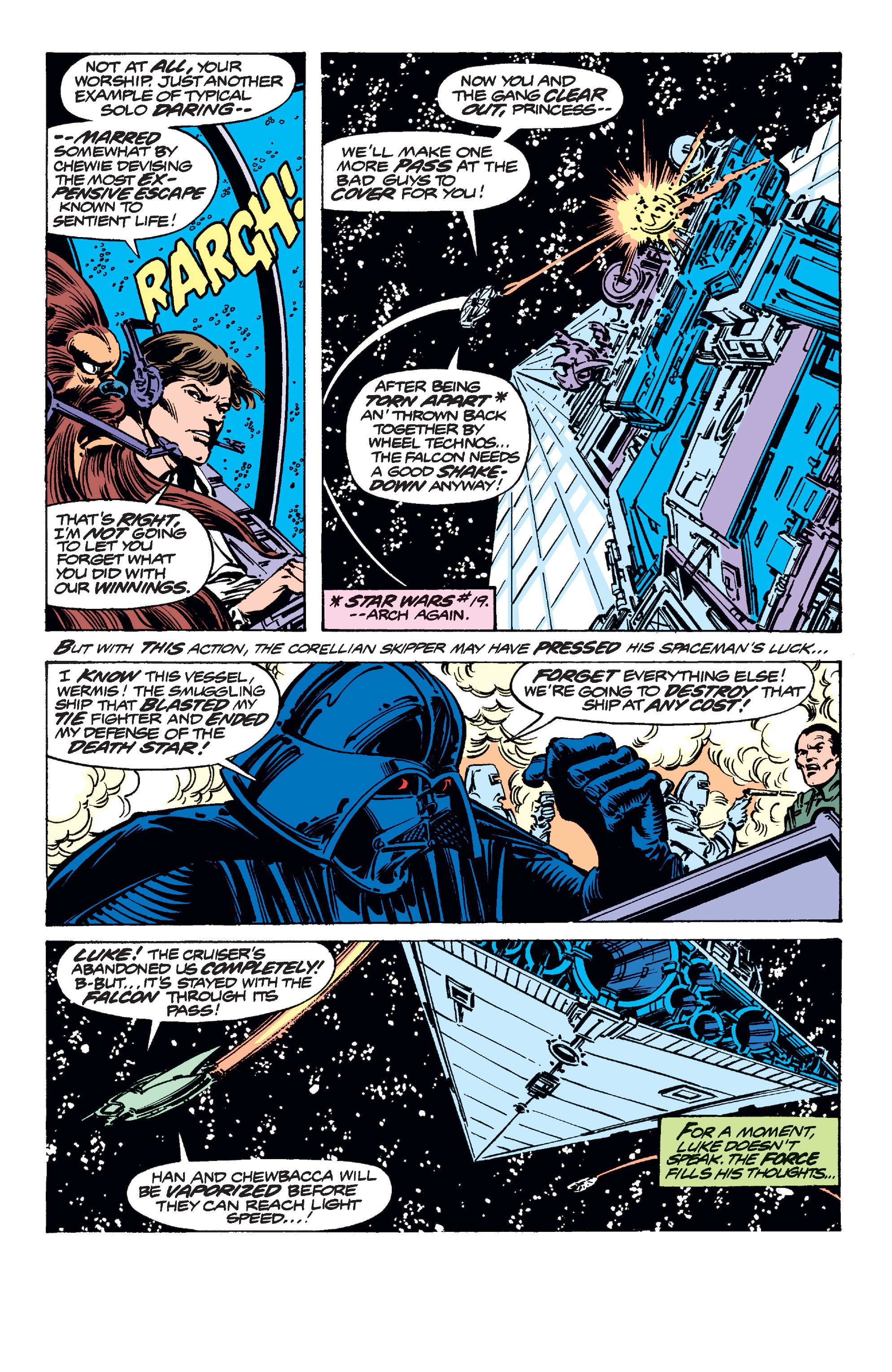 Read online Star Wars Omnibus comic -  Issue # Vol. 13 - 417