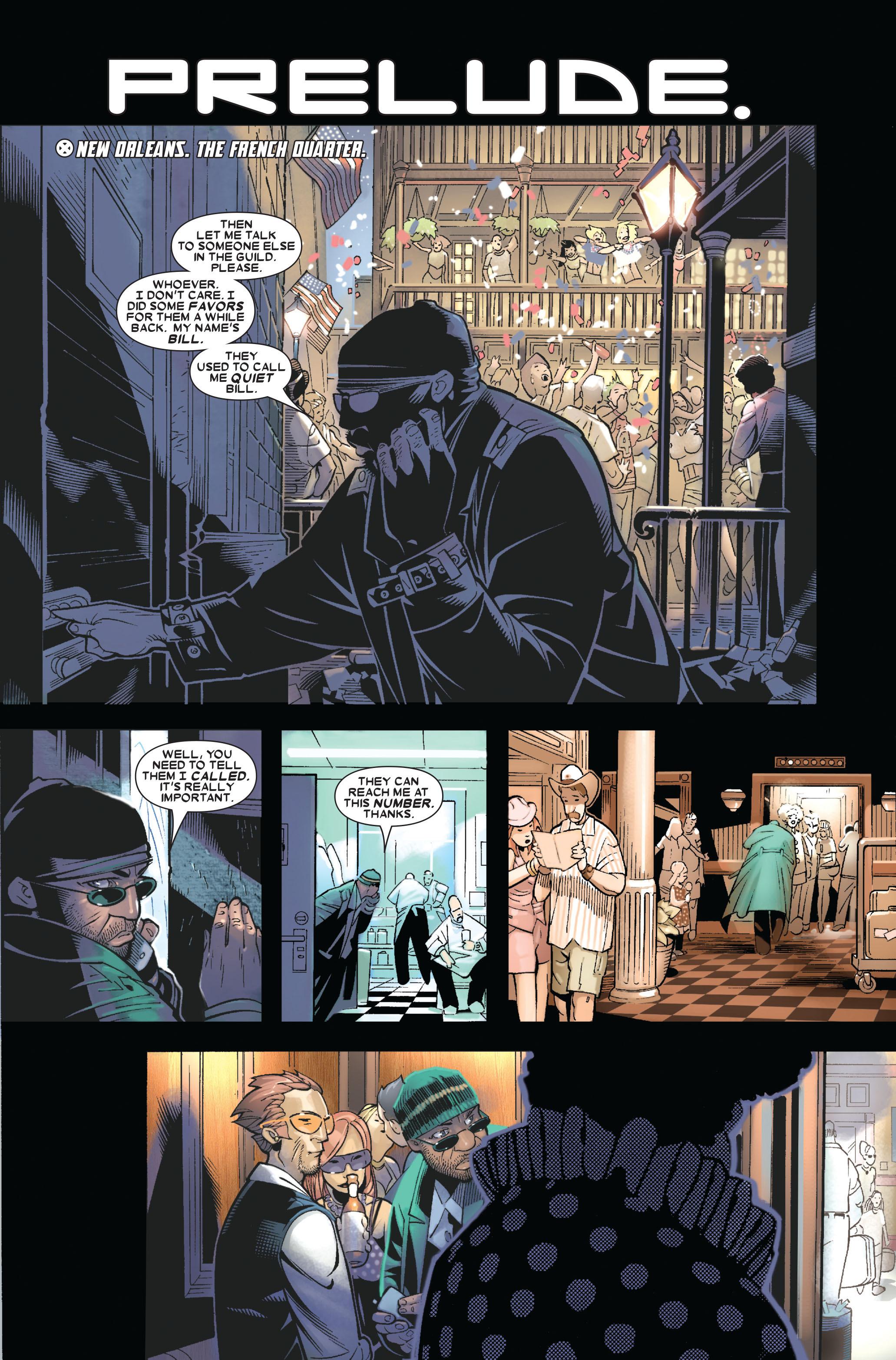 X-Men (1991) 200 Page 2
