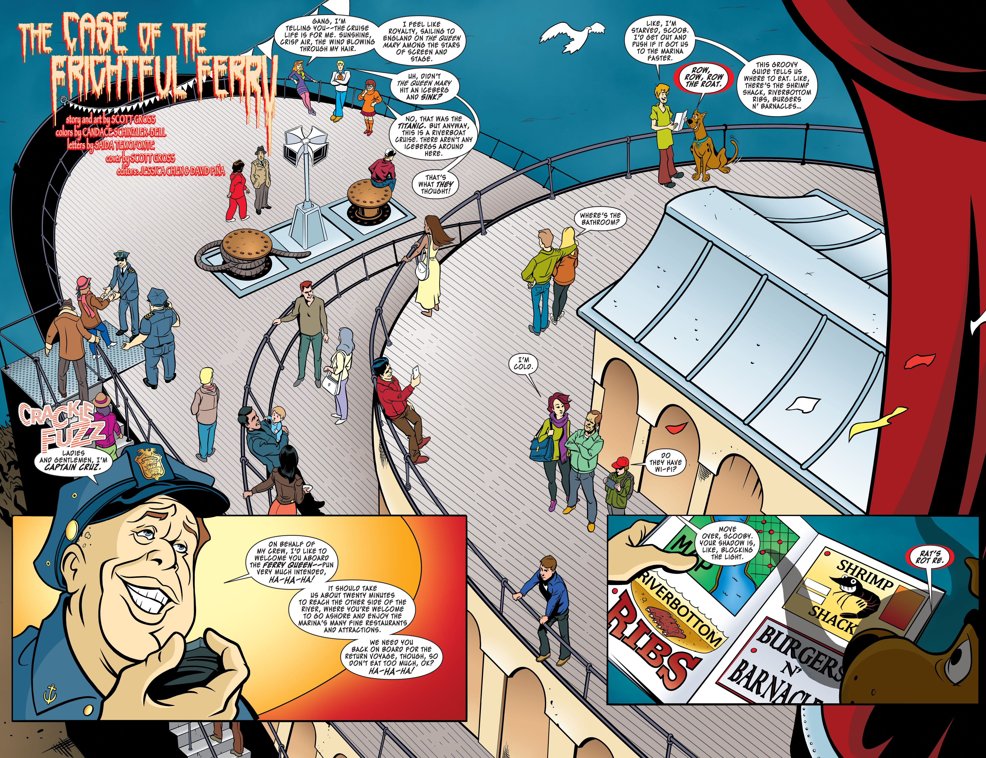 Read online Scooby-Doo: Where Are You? comic -  Issue #60 - 3
