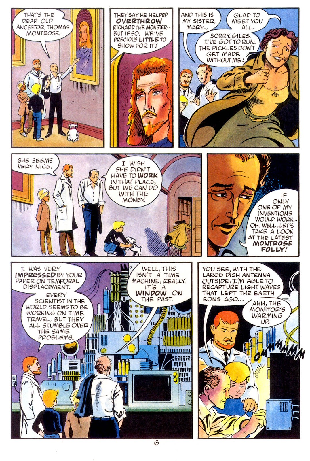 Jonny Quest (1986) issue 10 - Page 8