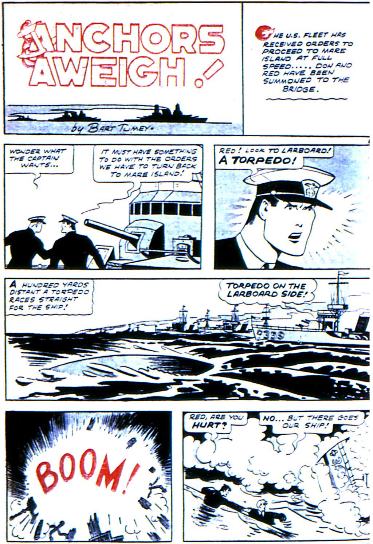 Read online Adventure Comics (1938) comic -  Issue #42 - 44