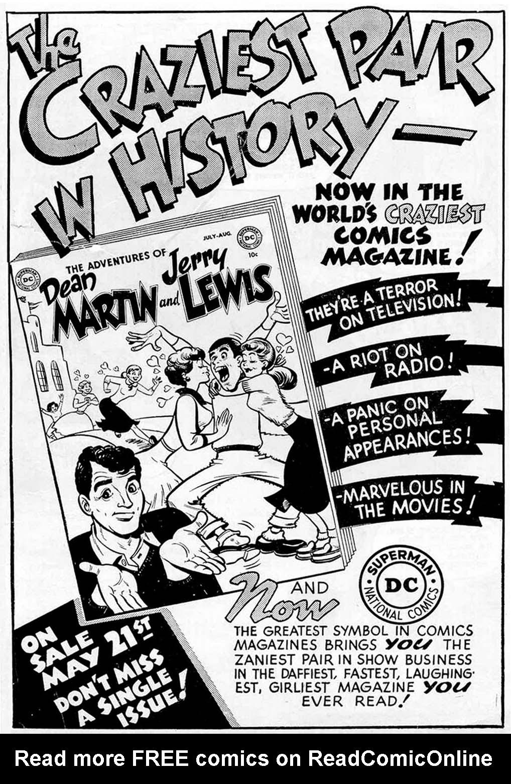 Read online Adventure Comics (1938) comic -  Issue #178 - 43