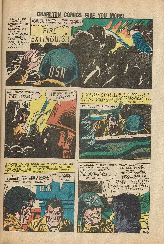 Read online Fightin' Navy comic -  Issue #91 - 23