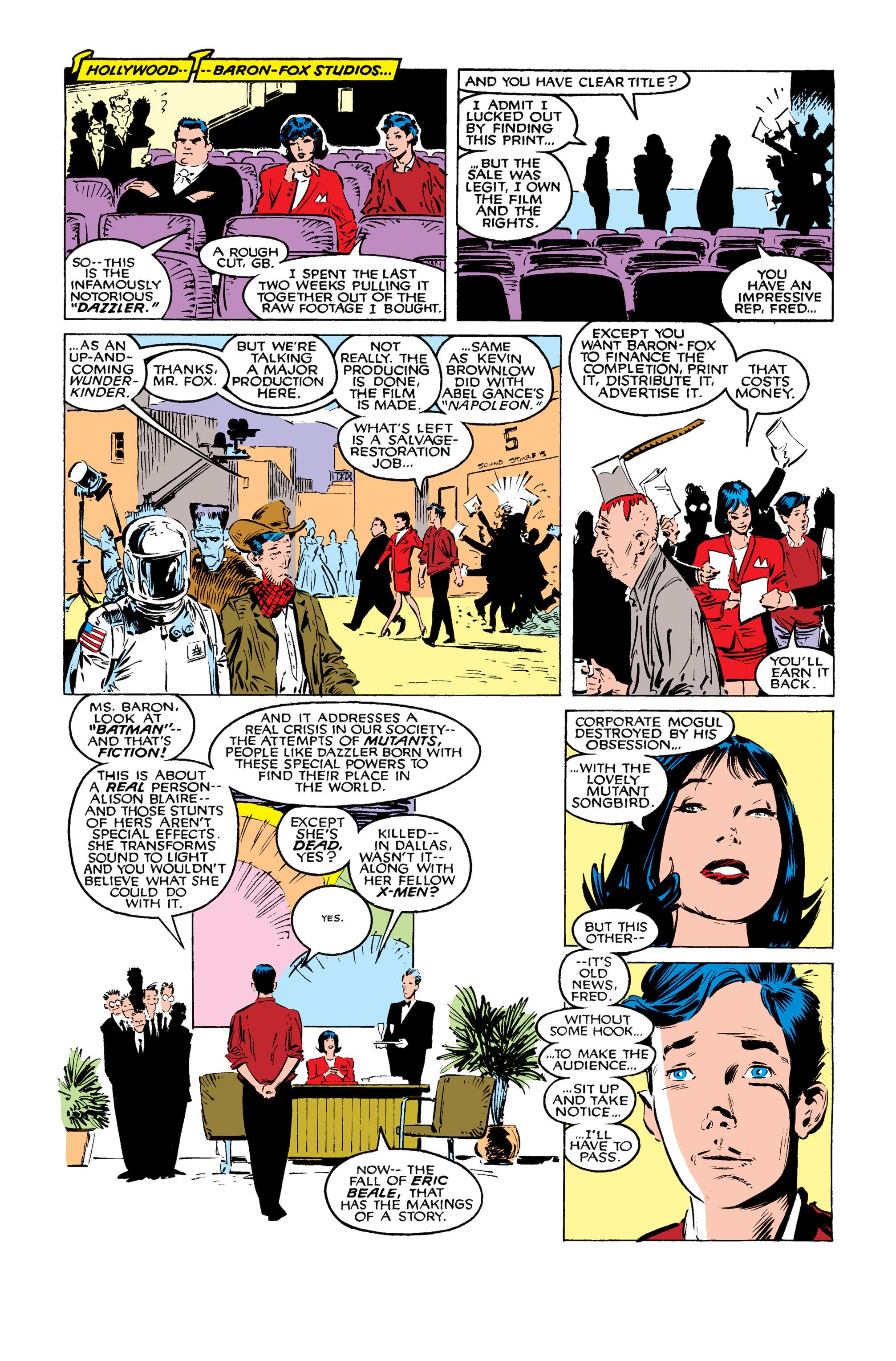 Read online Uncanny X-Men (1963) comic -  Issue #259 - 13