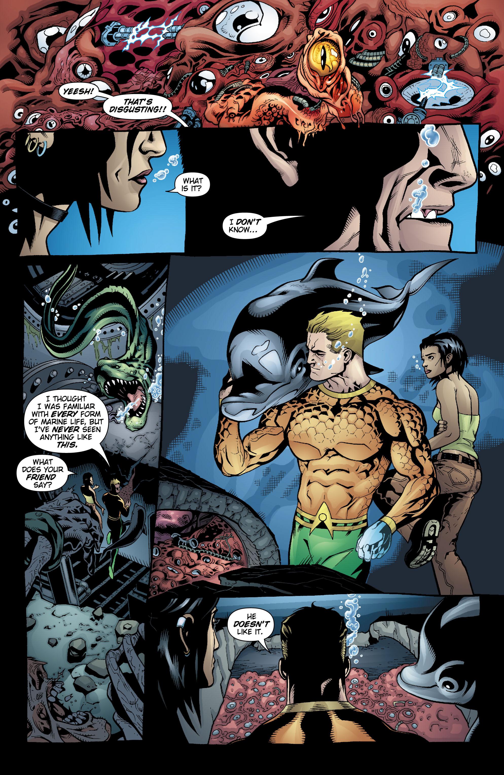 Read online Aquaman (2003) comic -  Issue #18 - 5