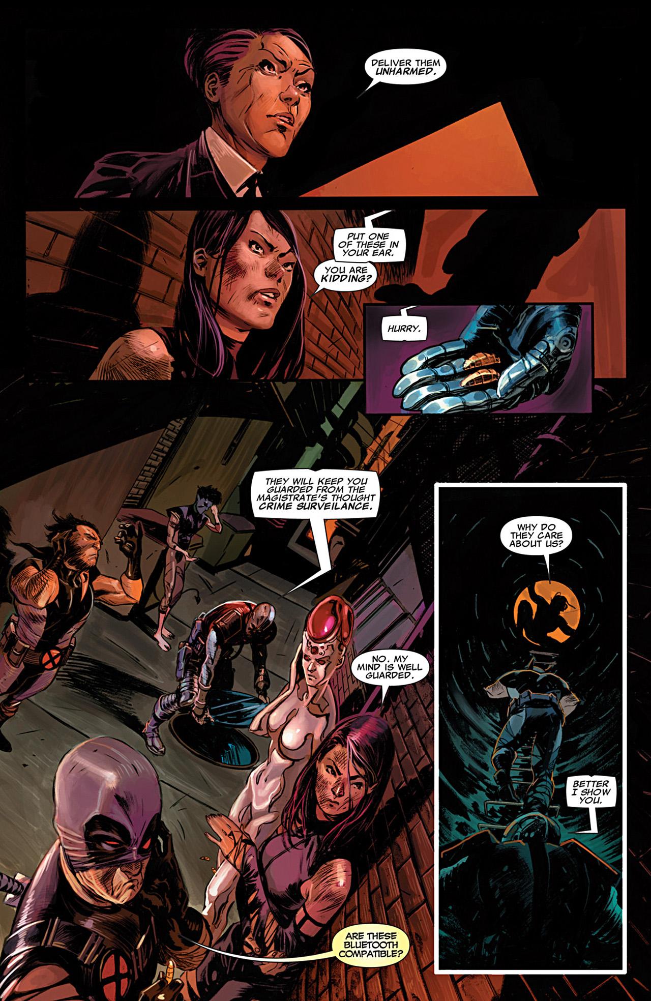 Uncanny X-Force (2010) #28 #30 - English 8