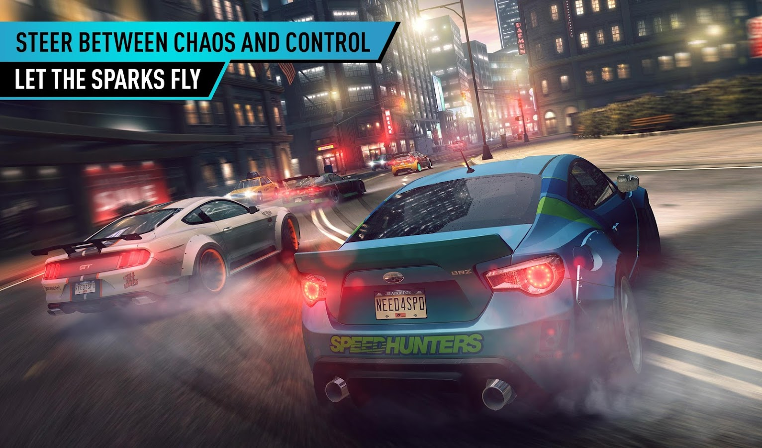 Need for Speed™ No Limits - Racing Games