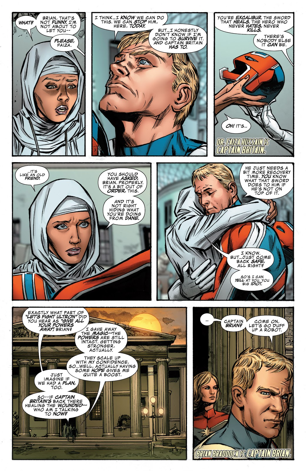 Read online Age of Ultron Companion comic -  Issue # TPB (Part 1) - 35