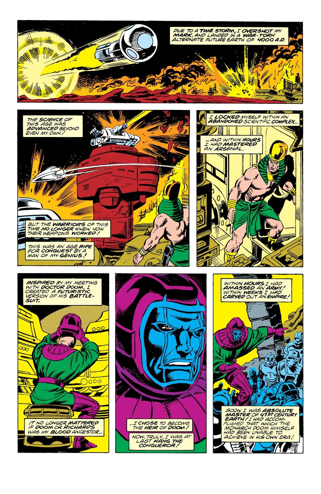 Read online Avengers: Citizen Kang comic -  Issue # TPB (Part 1) - 55