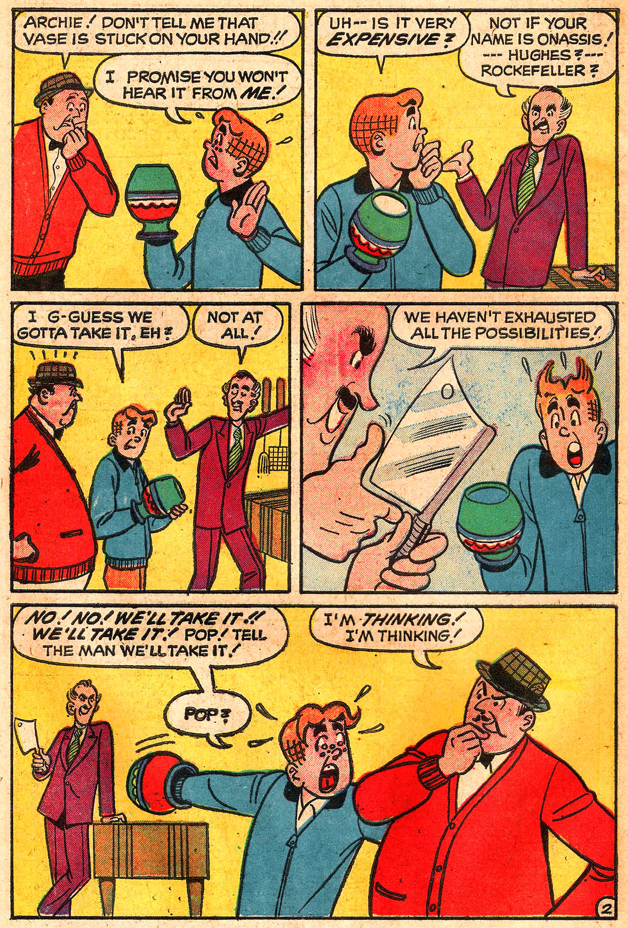 Read online Archie (1960) comic -  Issue #225 - 30