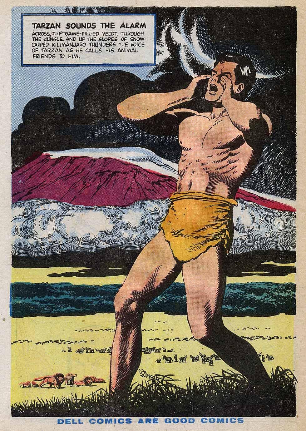Tarzan (1948) issue 101 - Page 34