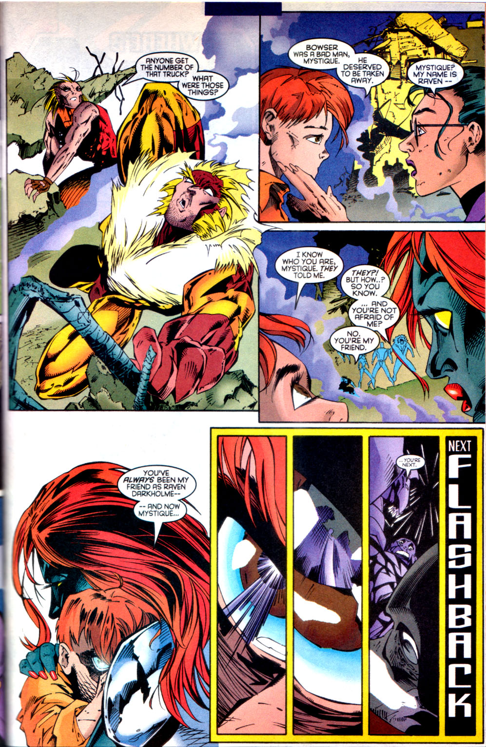 Read online X-Factor (1986) comic -  Issue #134 - 23