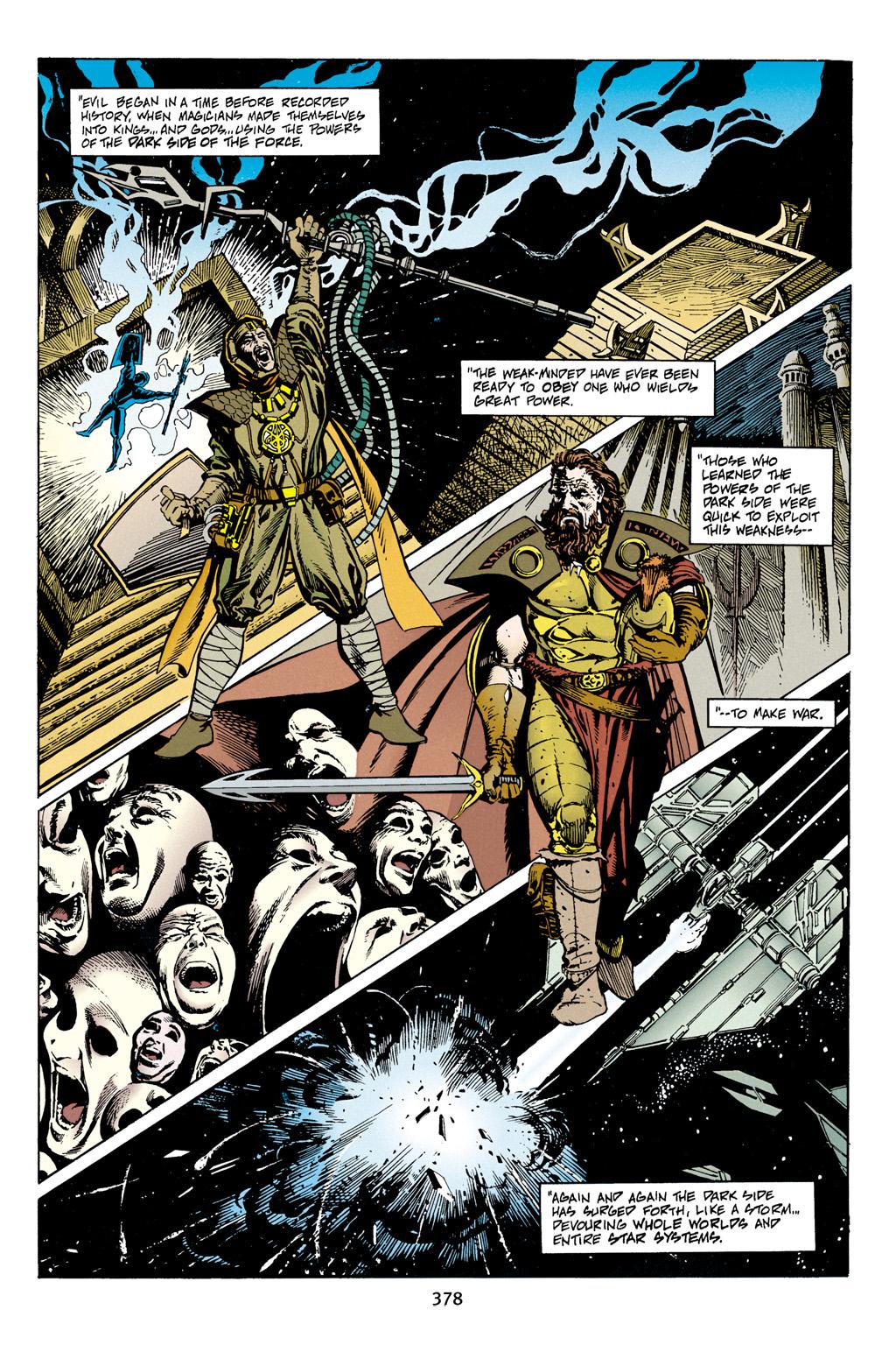 Read online Star Wars Omnibus comic -  Issue # Vol. 4 - 366