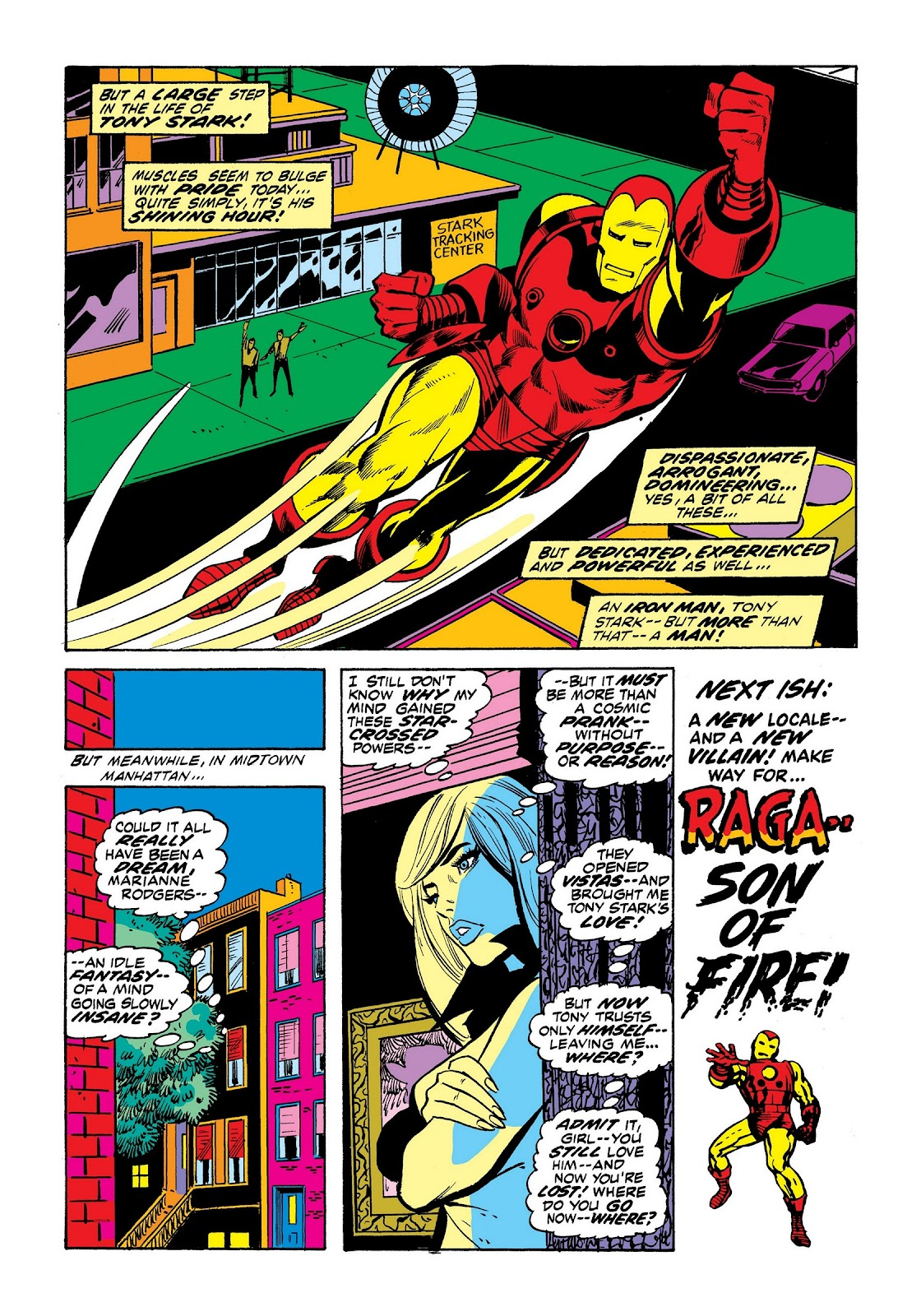 Read online Marvel Masterworks: The Invincible Iron Man comic -  Issue # TPB 8 (Part 3) - 72
