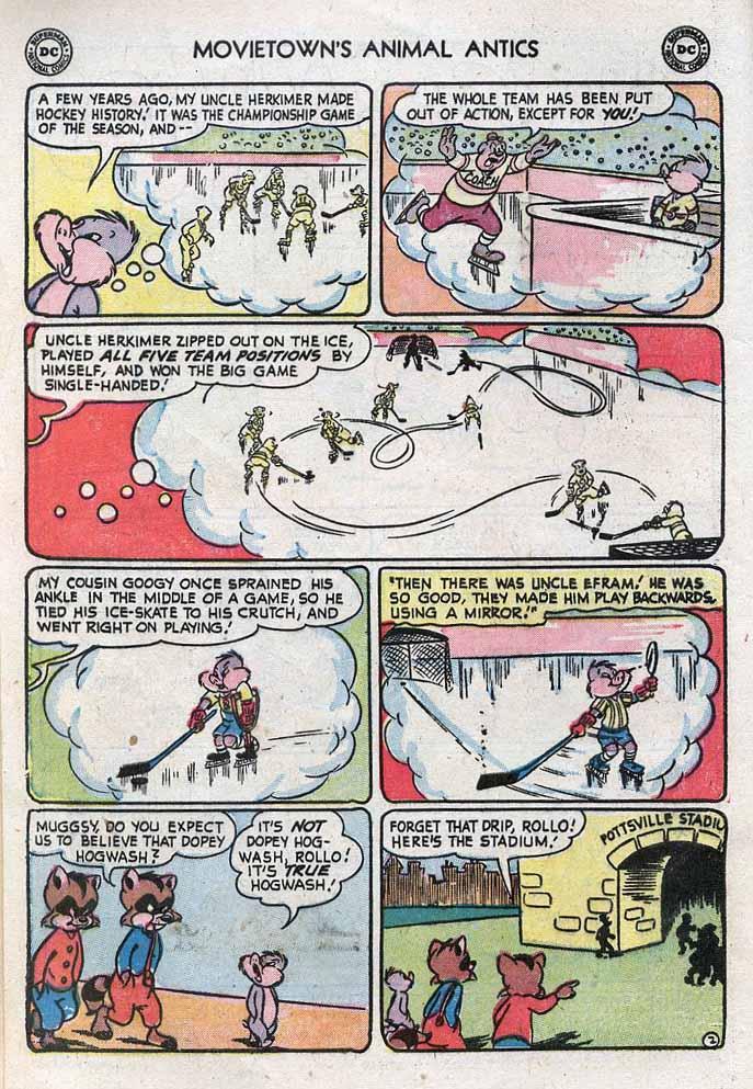 Read online Animal Antics comic -  Issue #43 - 4