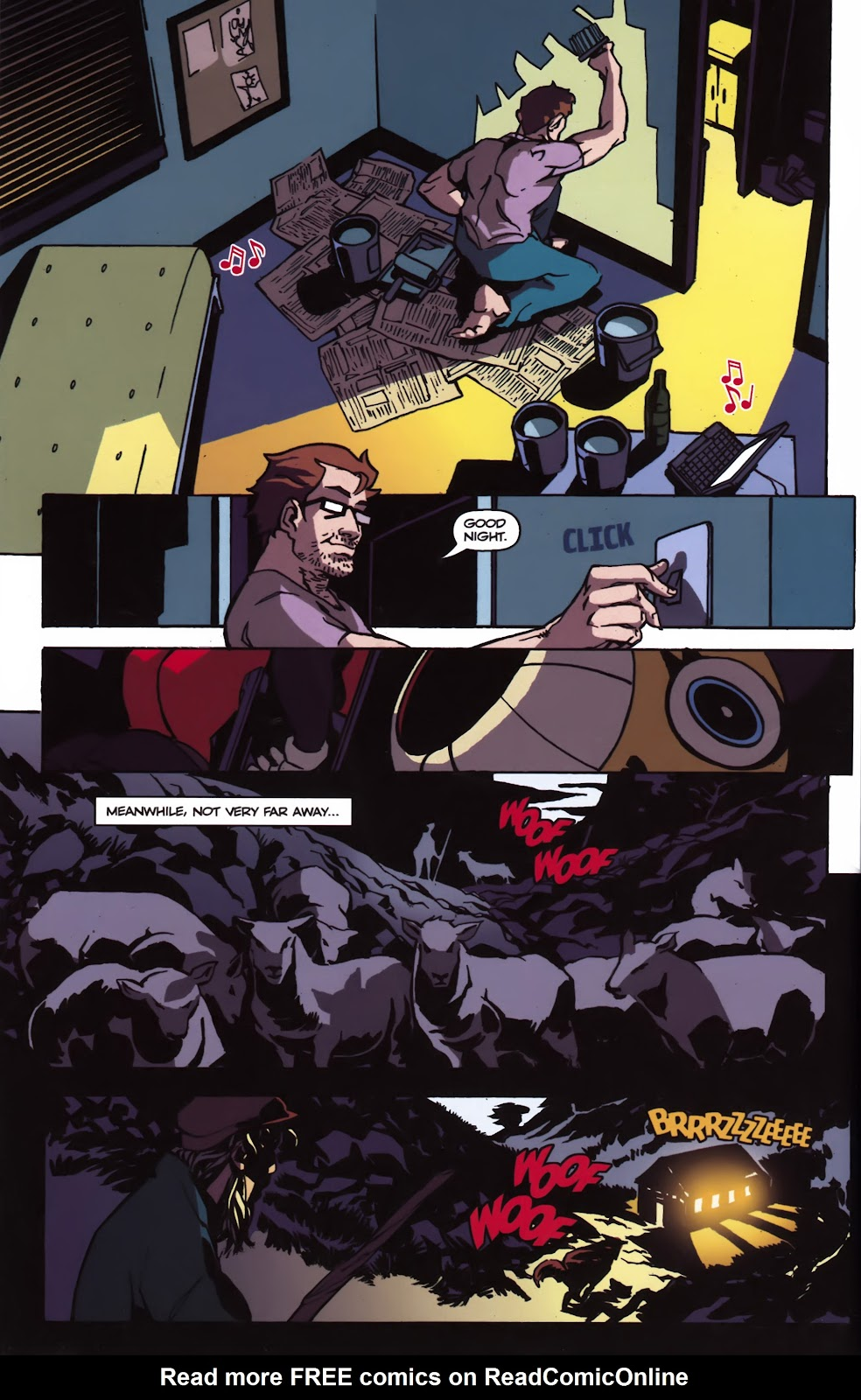Read online Ricky Rouse Has A Gun comic -  Issue # TPB (Part 1) - 39