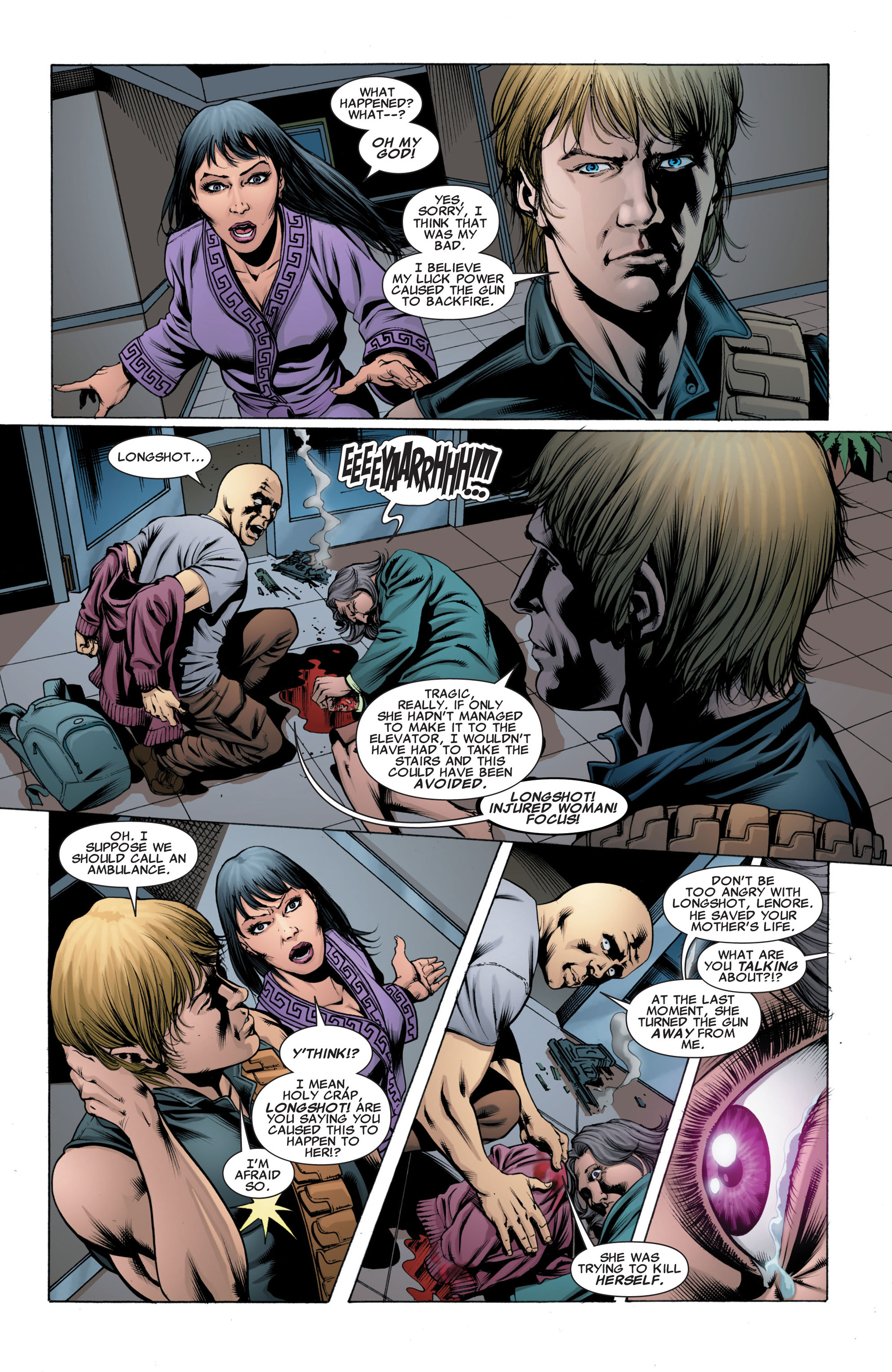 Read online X-Factor (2006) comic -  Issue #43 - 5
