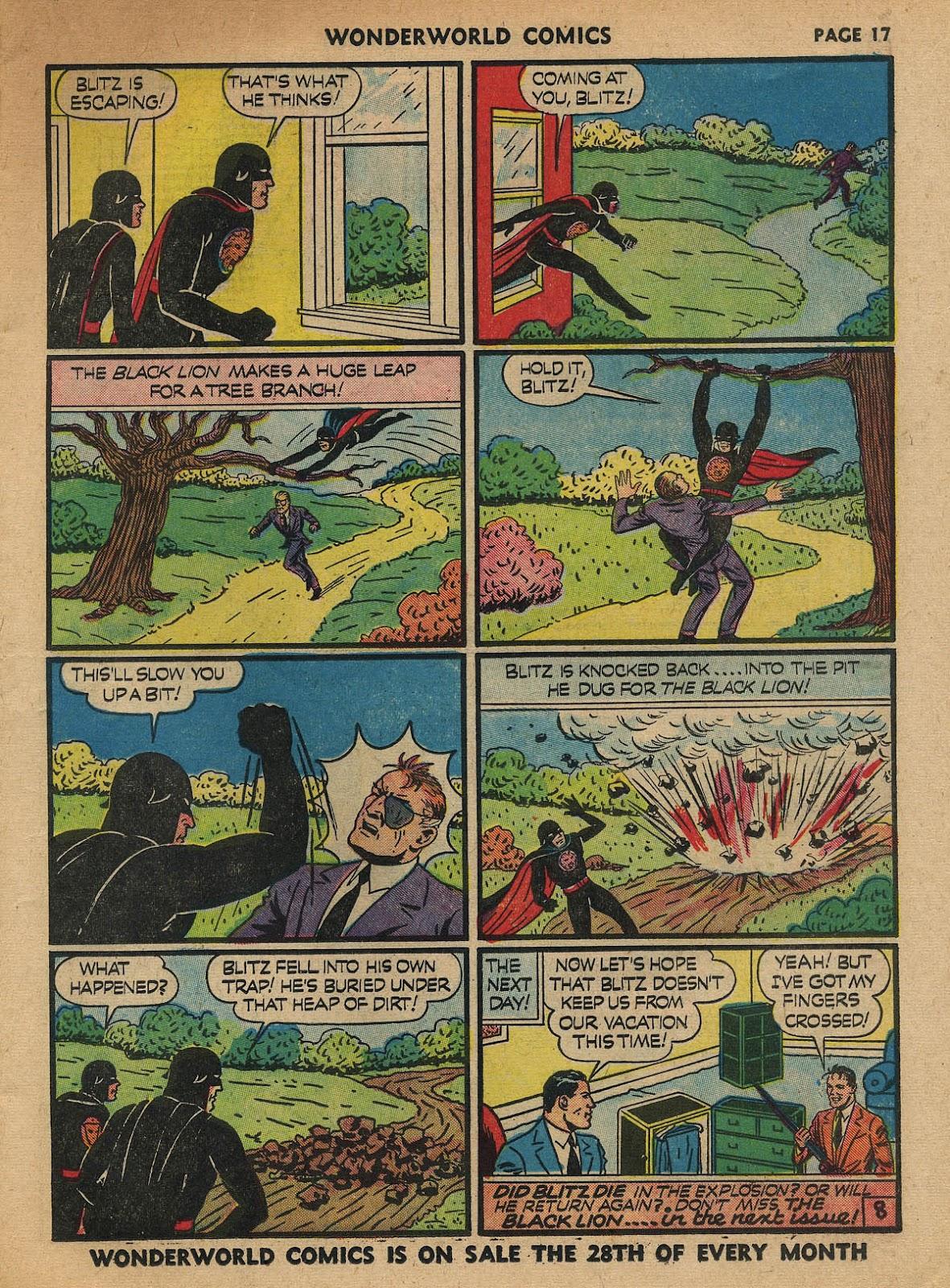 Wonderworld Comics issue 23 - Page 19