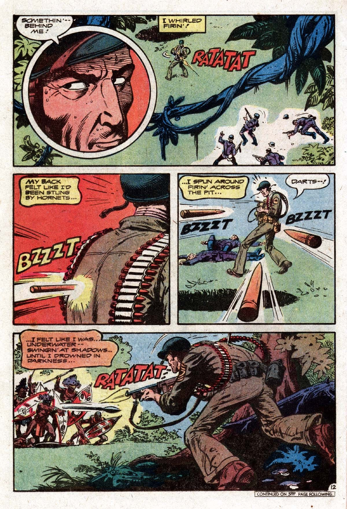 Read online Sgt. Rock comic -  Issue #319 - 15