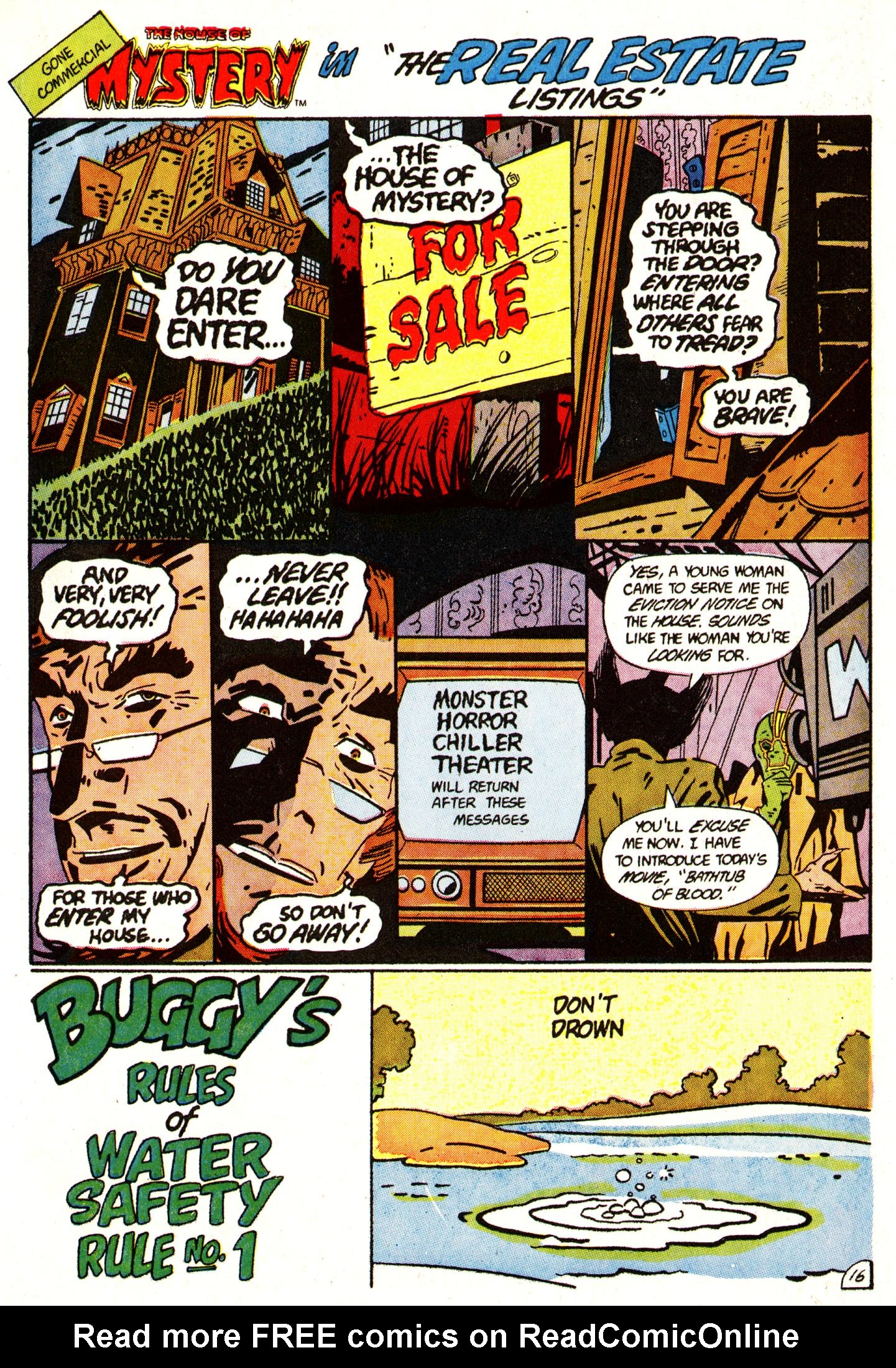 Read online Ambush Bug comic -  Issue #3 - 21