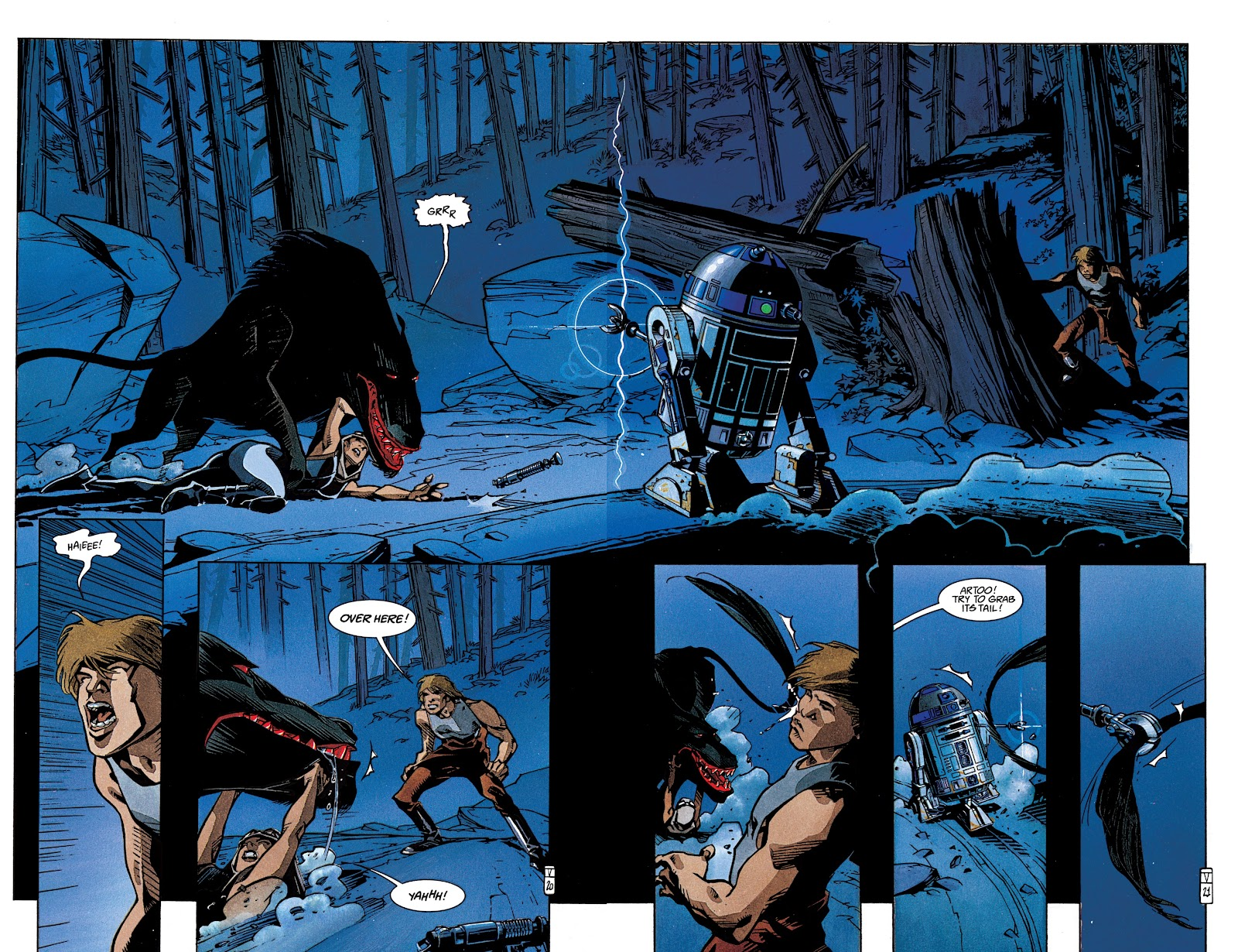 Read online Star Wars Legends: The New Republic - Epic Collection comic -  Issue # TPB 4 (Part 2) - 21
