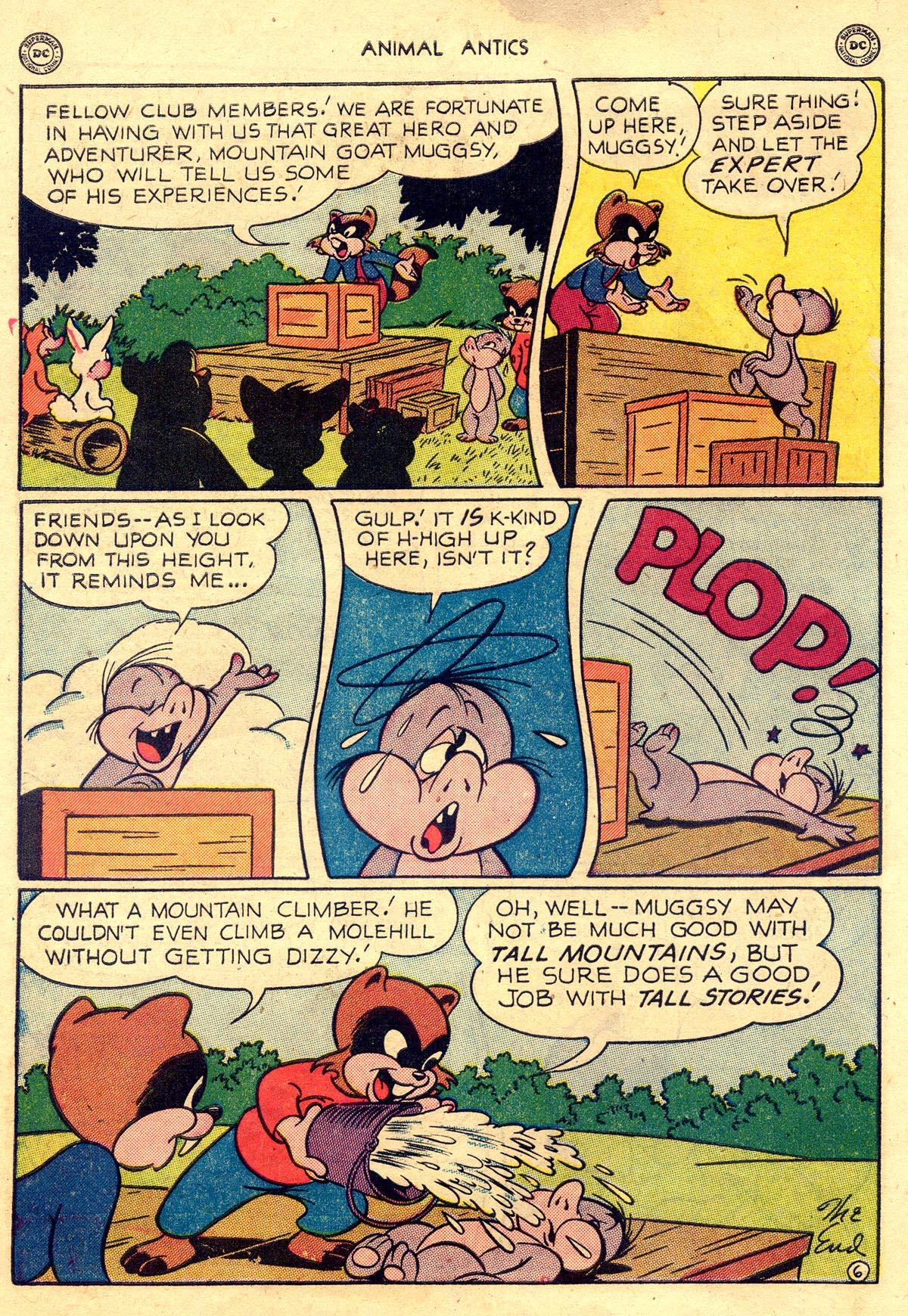 Read online Animal Antics comic -  Issue #26 - 8