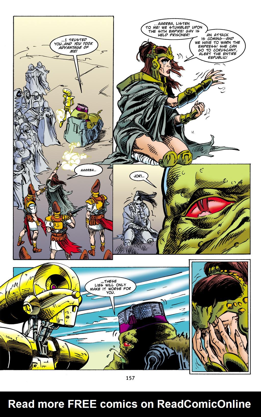Read online Star Wars Omnibus comic -  Issue # Vol. 4 - 152