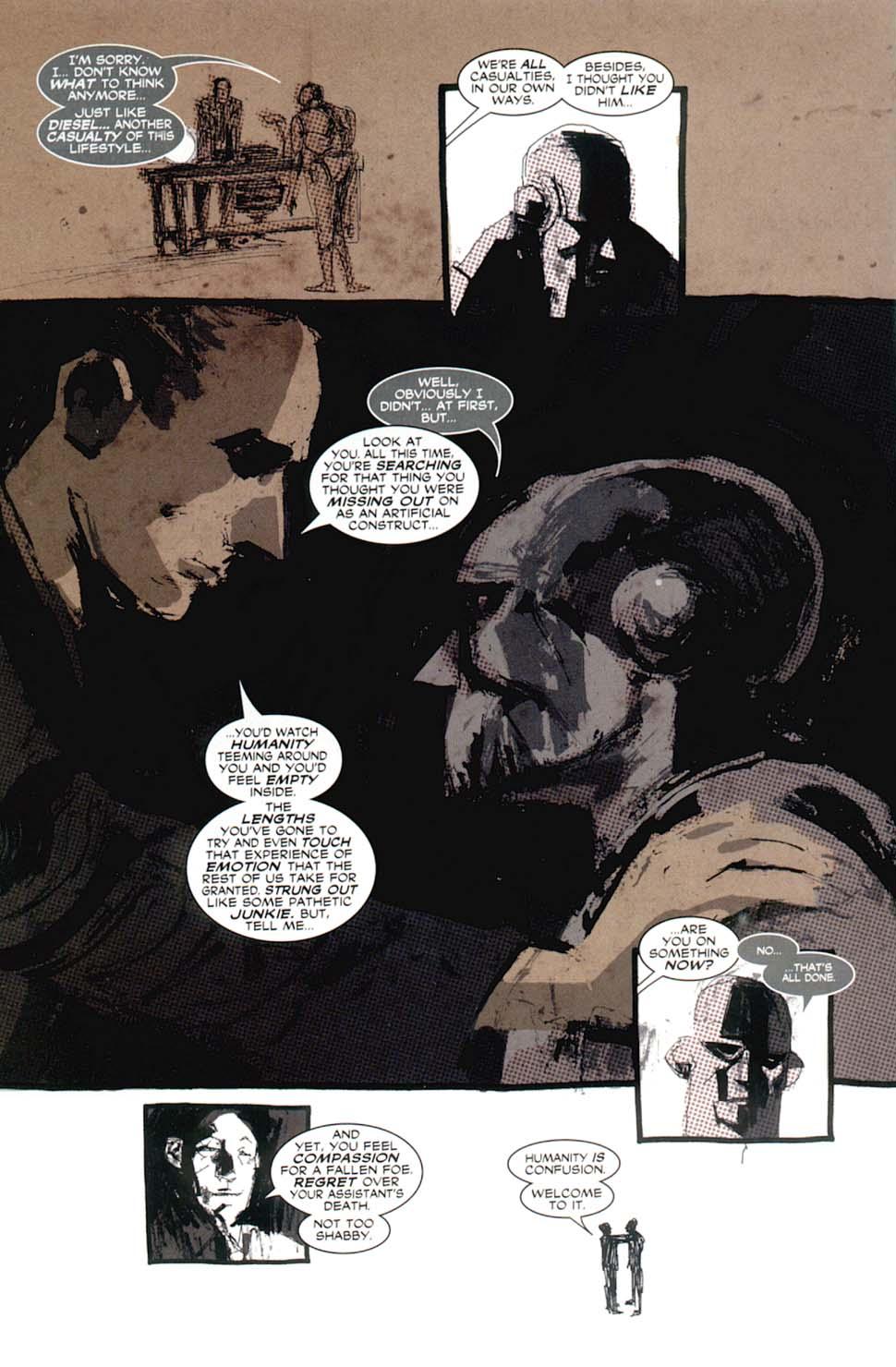 Read online Automatic Kafka comic -  Issue #8 - 22