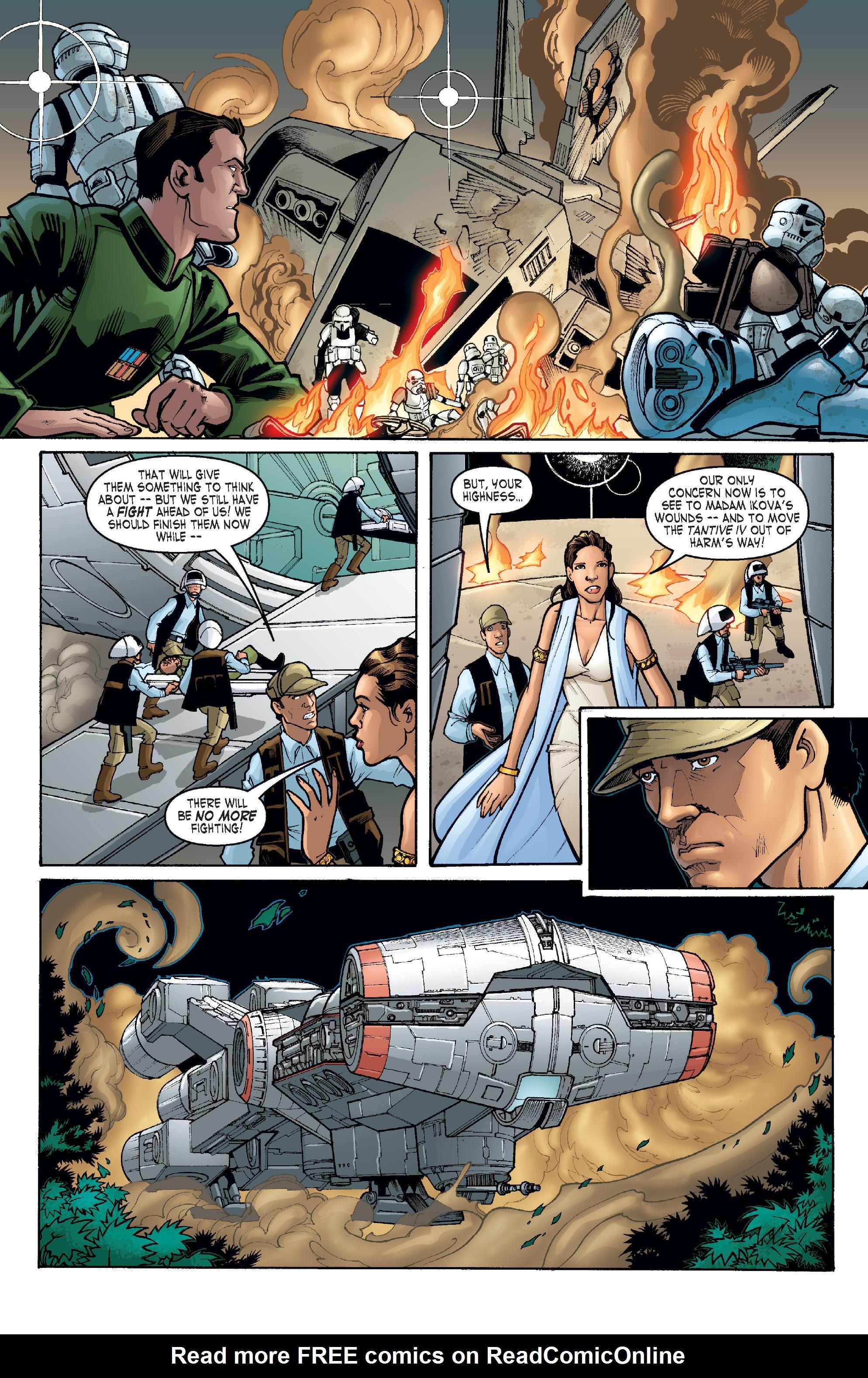 Read online Star Wars Omnibus comic -  Issue # Vol. 17 - 125