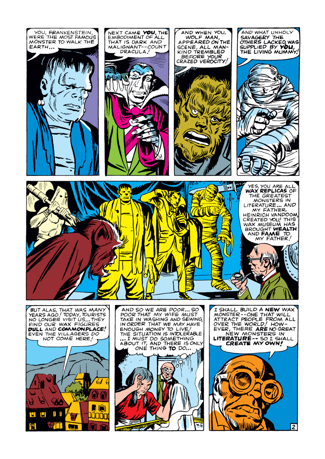 Tales to Astonish (1959) issue 17 - Page 3