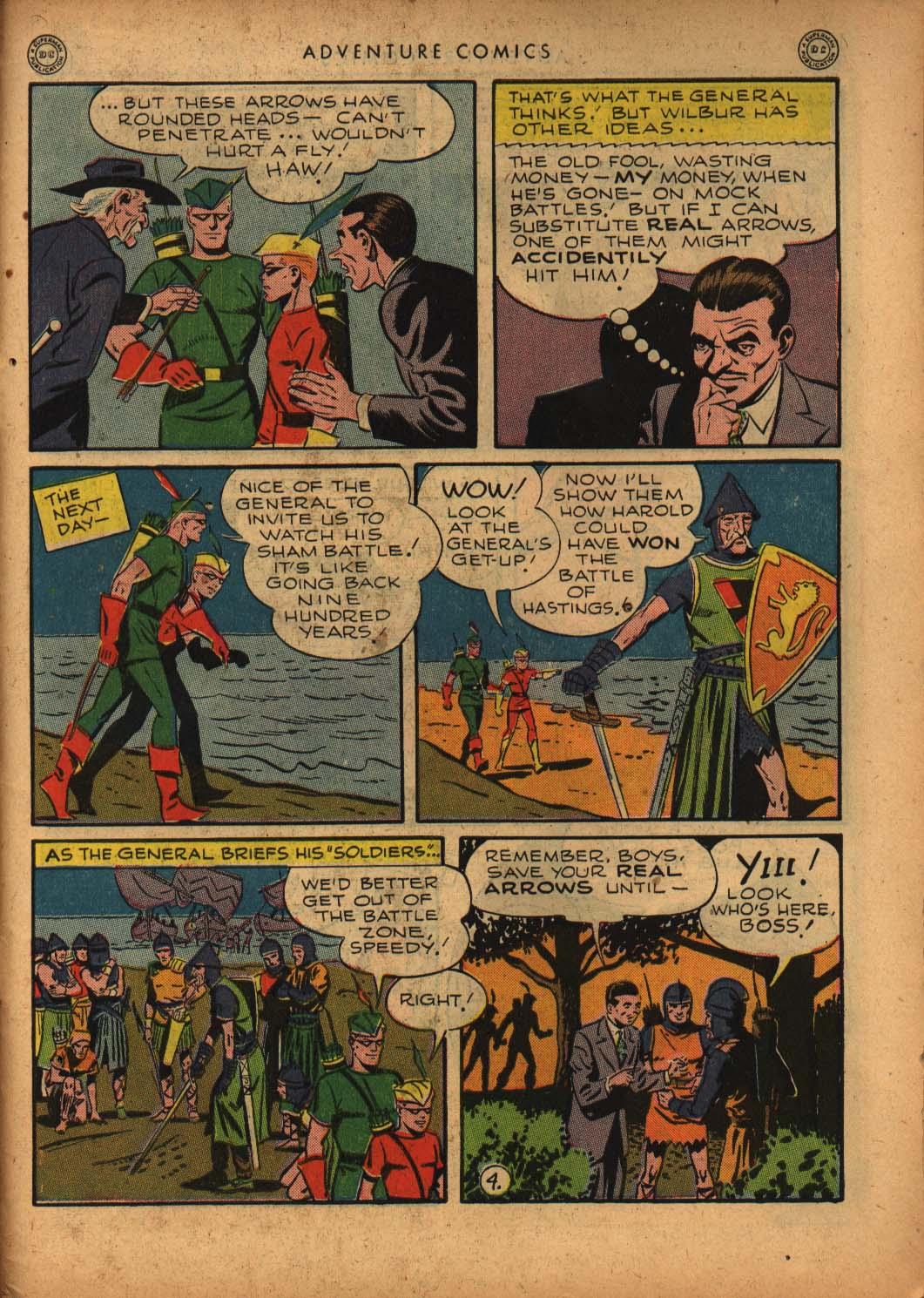 Read online Adventure Comics (1938) comic -  Issue #109 - 45