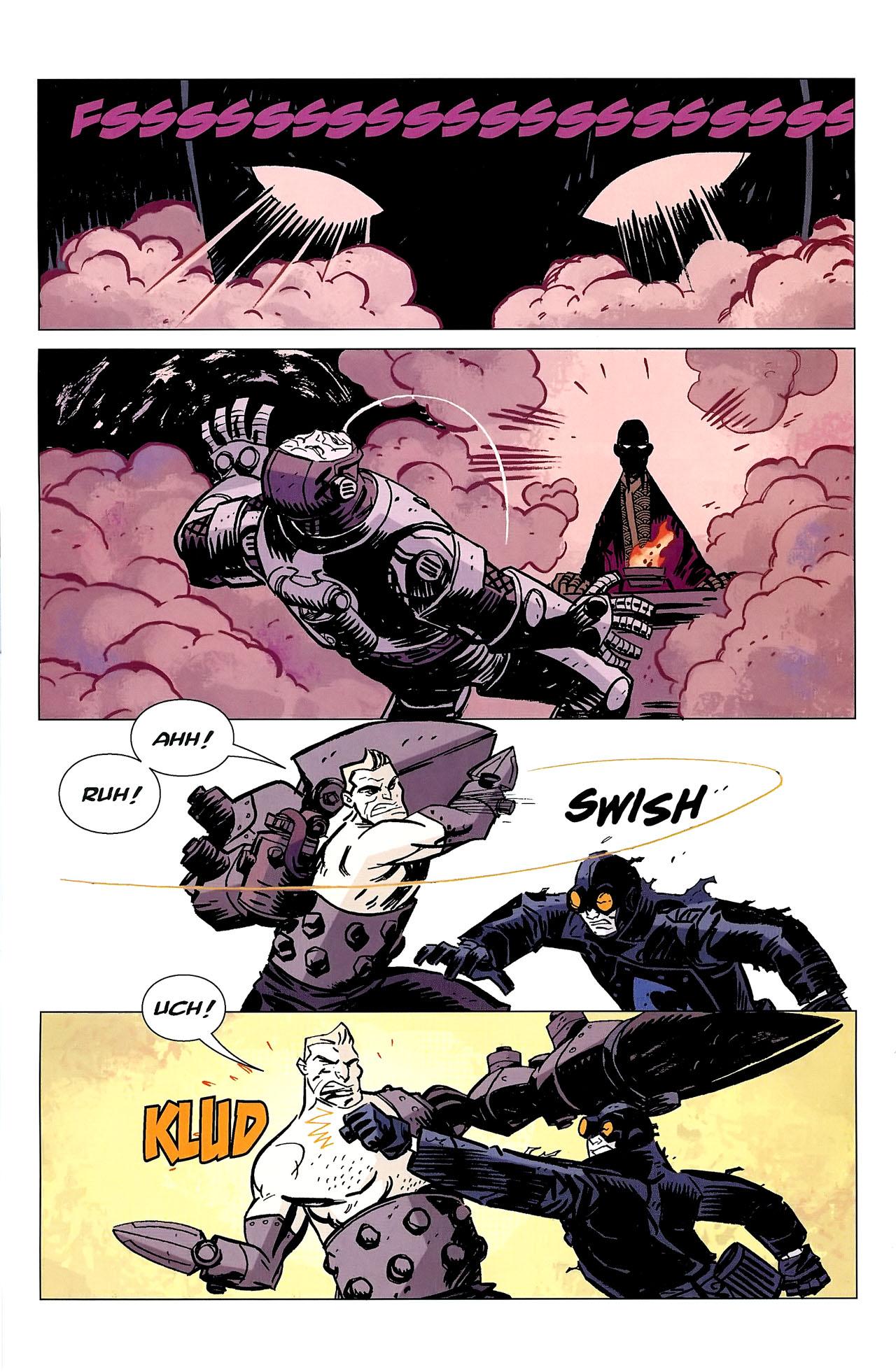 Read online Lobster Johnson: The Iron Prometheus comic -  Issue #2 - 15