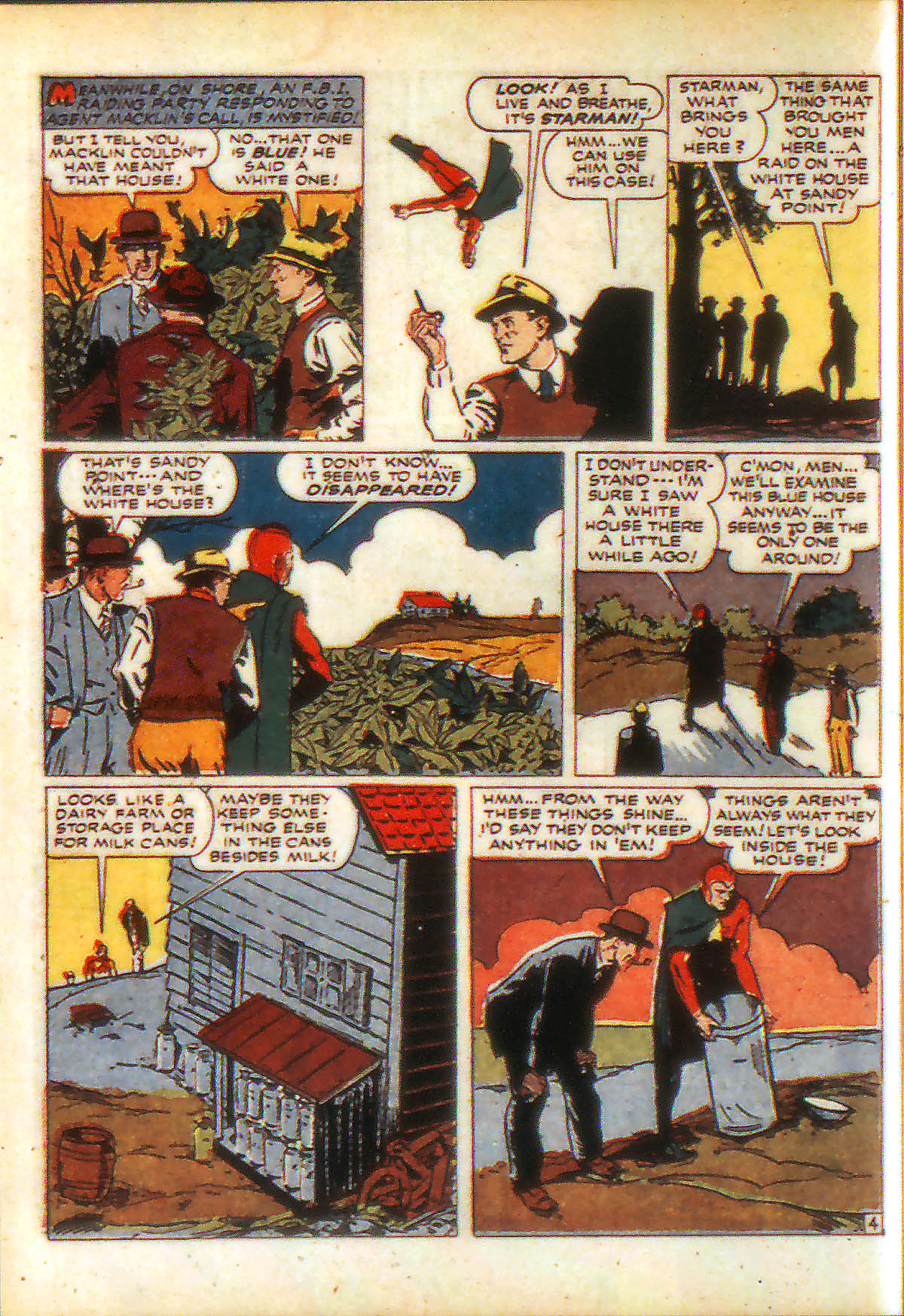Read online Adventure Comics (1938) comic -  Issue #88 - 32