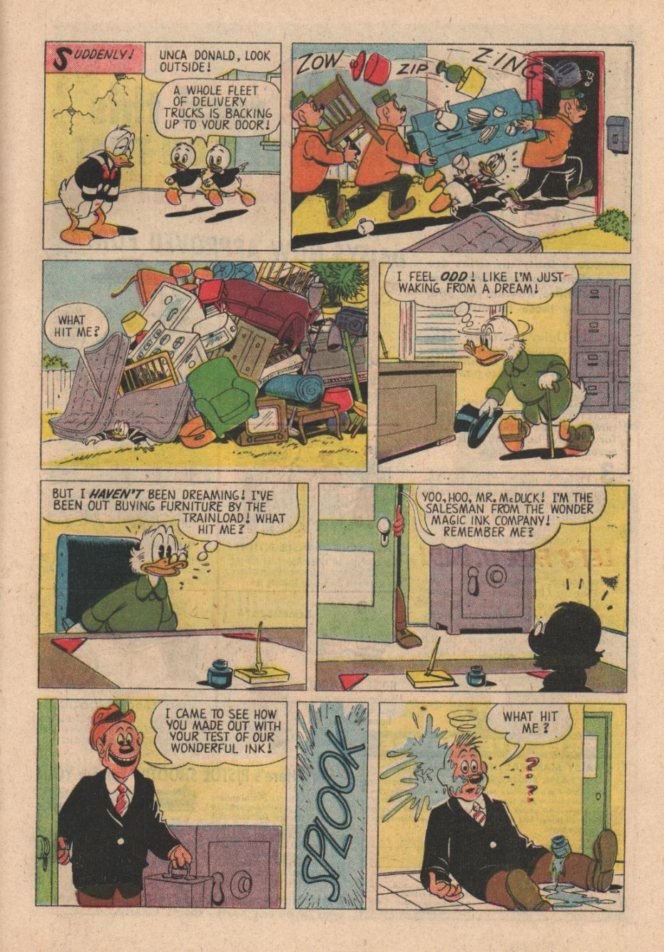 Read online Uncle Scrooge (1953) comic -  Issue #24 - 33