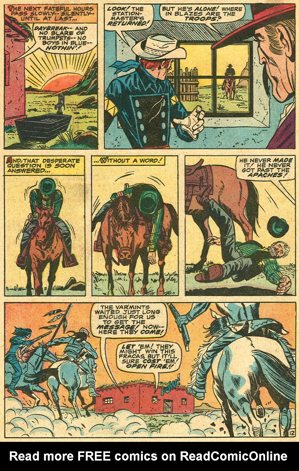 The Rawhide Kid (1955) issue 74 - Page 18