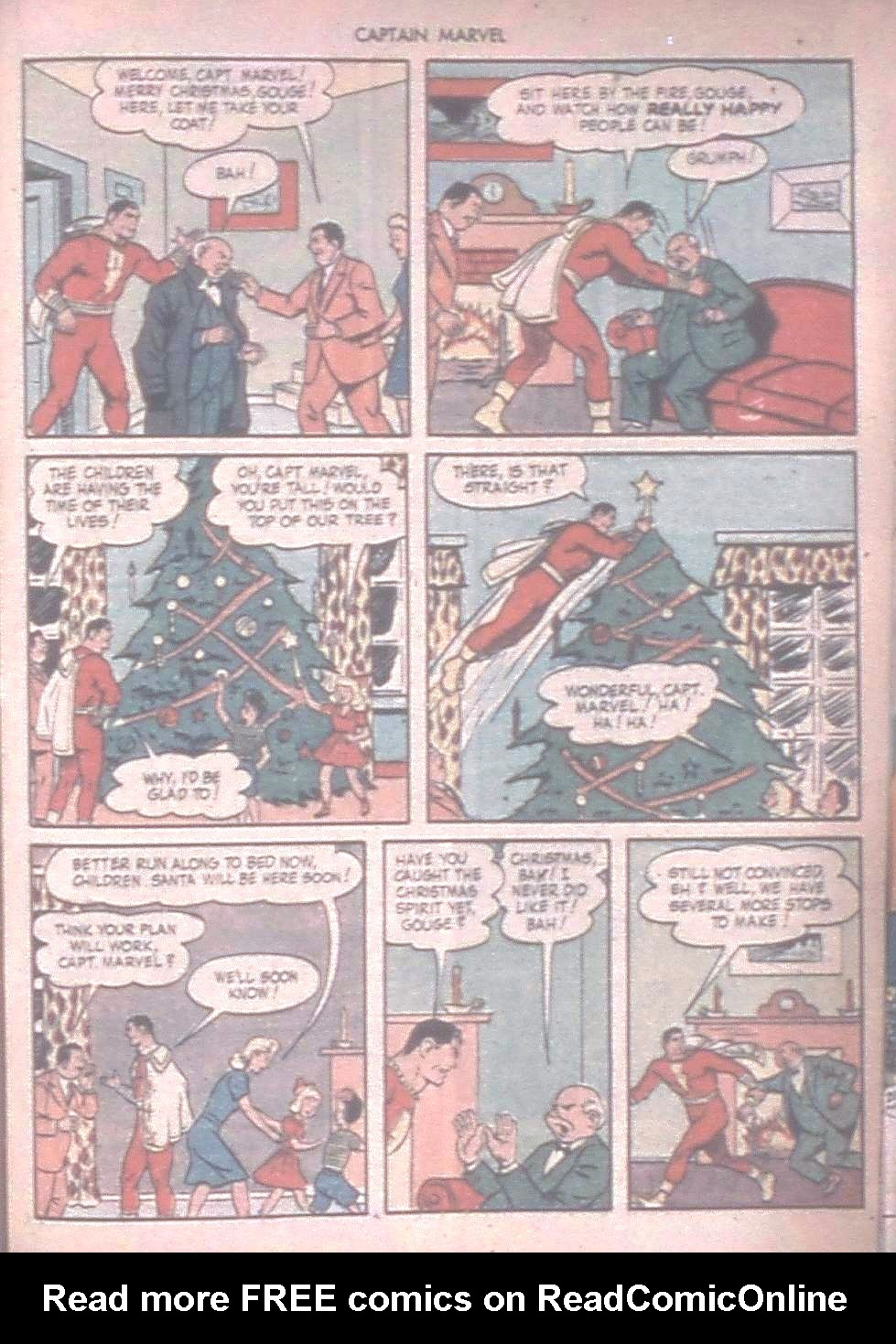 Captain Marvel Adventures issue 42 - Page 45