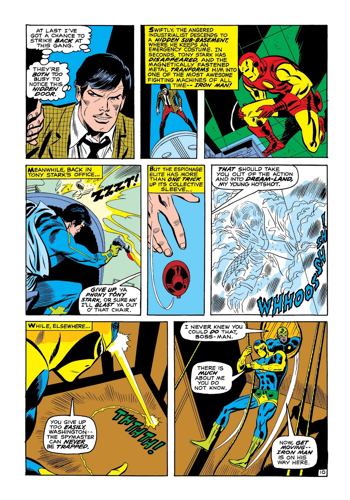 Read online Marvel Masterworks: The Invincible Iron Man comic -  Issue # TPB 7 (Part 2) - 79