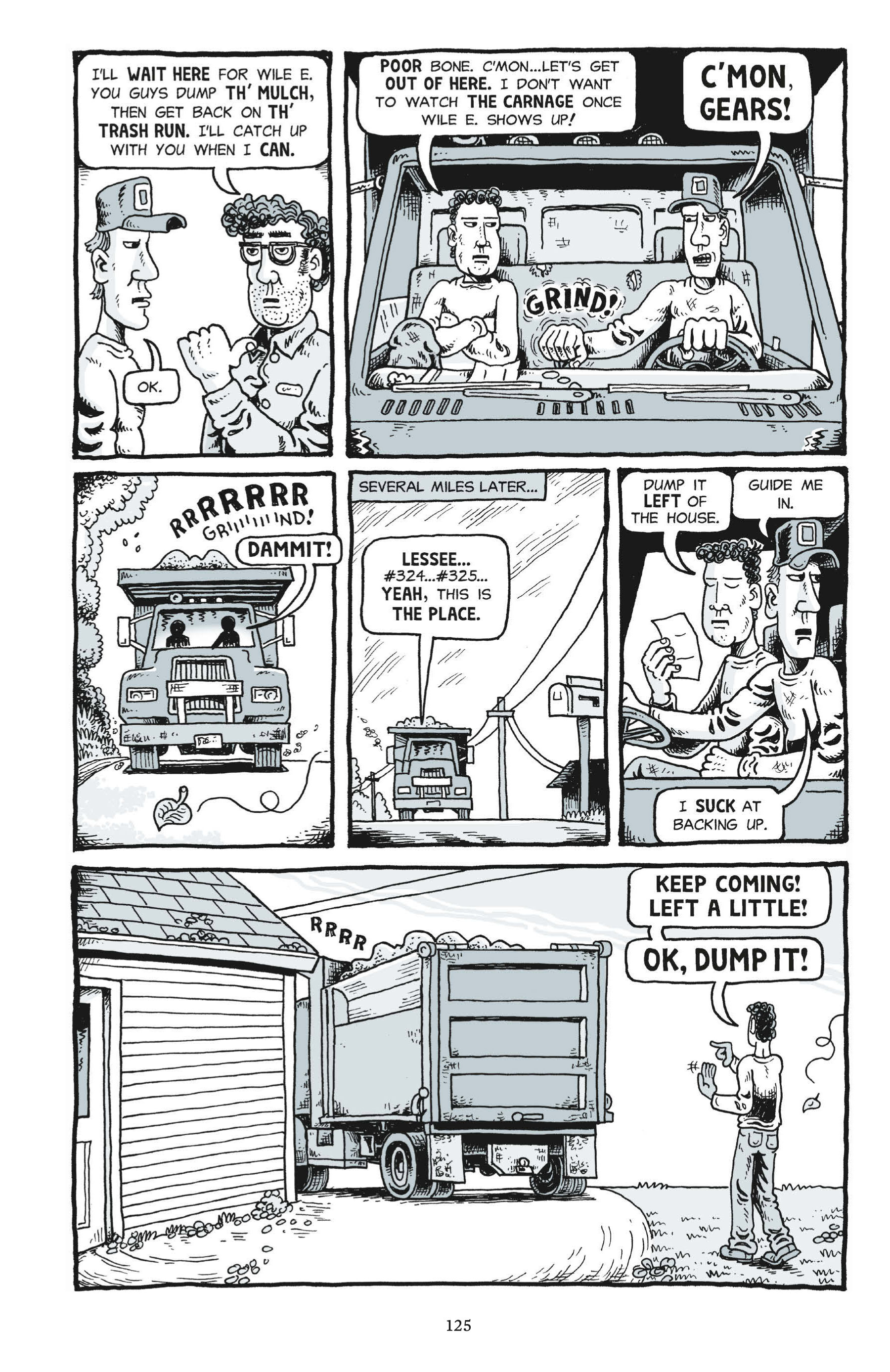 Read online Trashed comic -  Issue # Full - 121