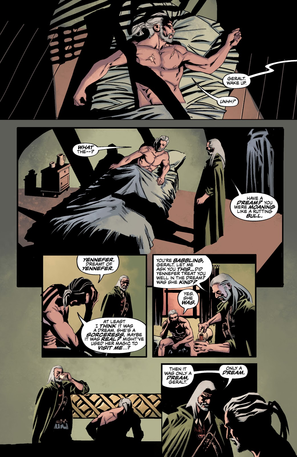 Read online The Witcher Omnibus comic -  Issue # TPB (Part 3) - 80