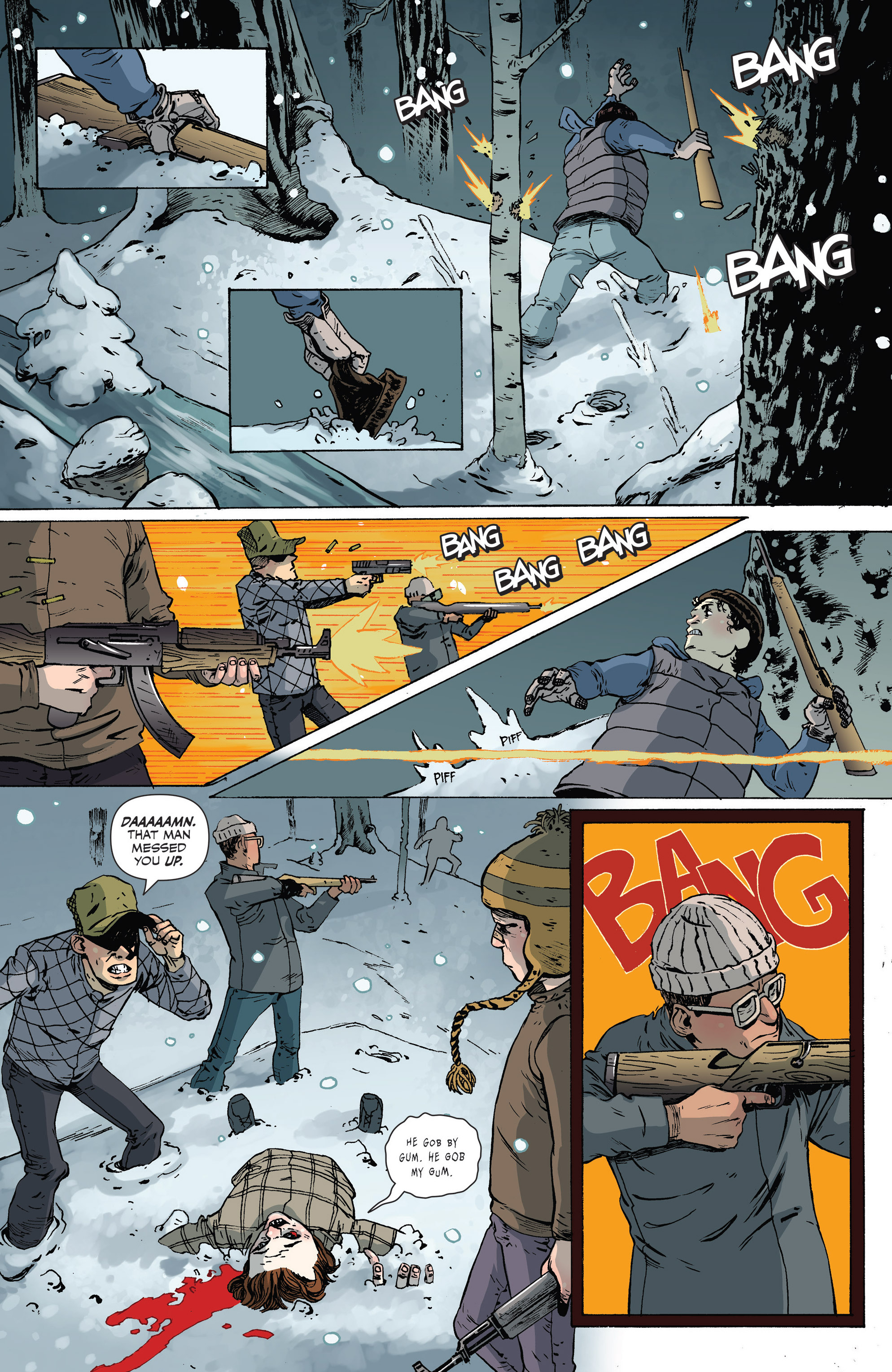 Read online Sheltered comic -  Issue #7 - 12