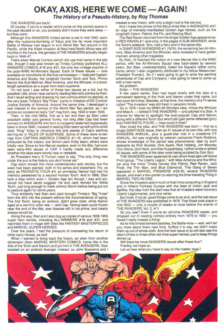 The Invaders (1993) 1 Page 25